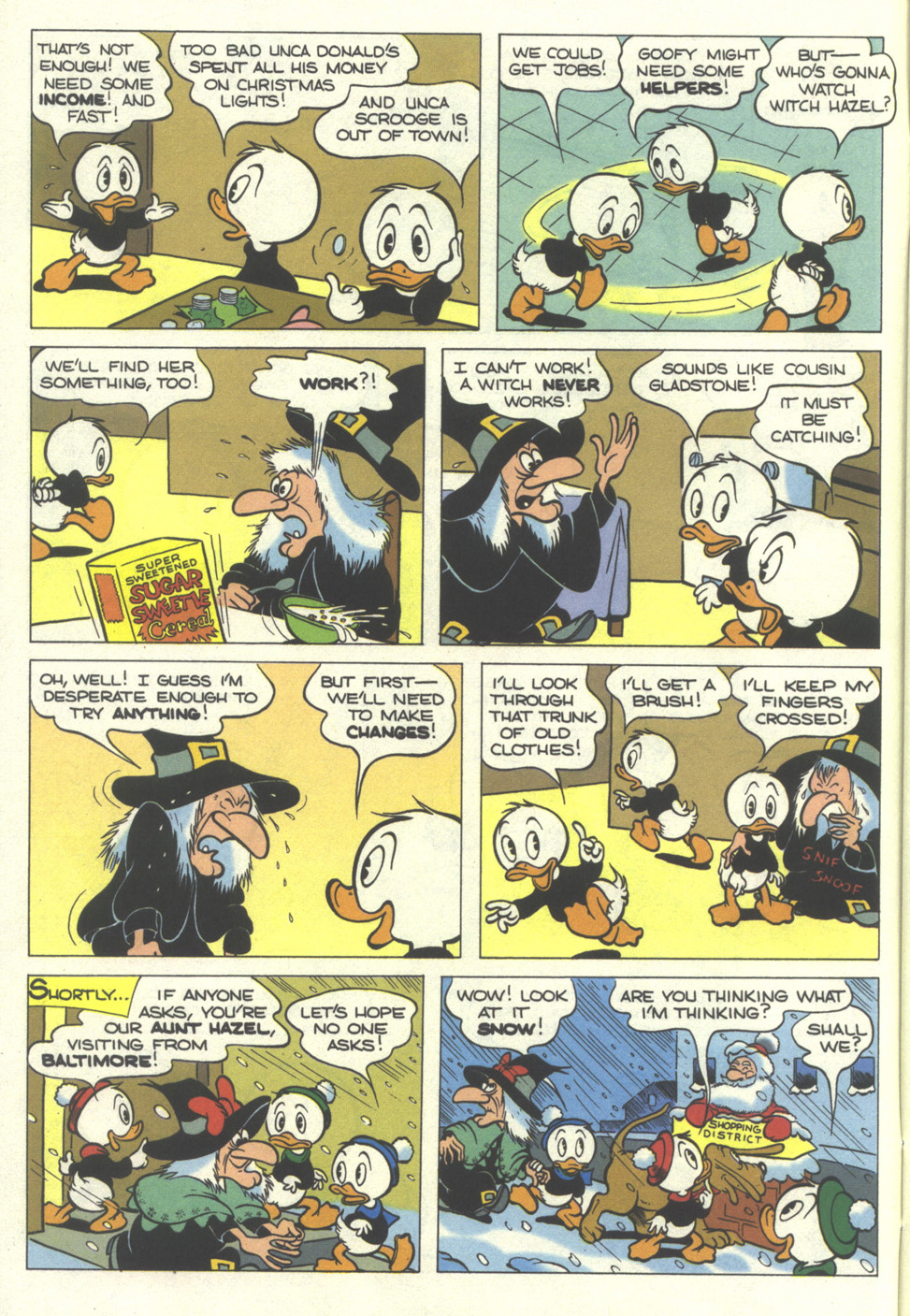 Walt Disney's Donald Duck Adventures (1987) Issue #30 #30 - English 14