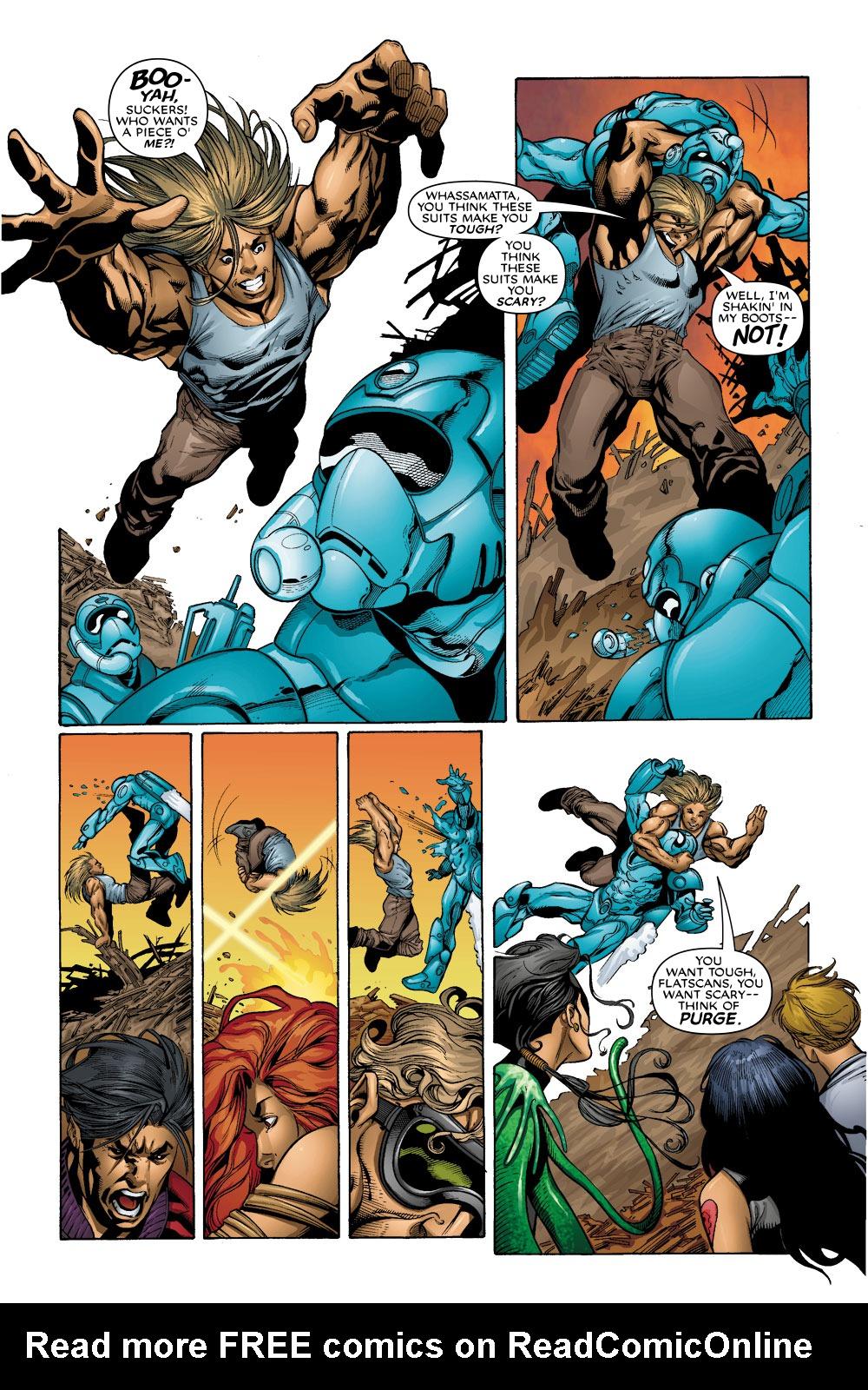 Excalibur (2004) Issue #4 #4 - English 6