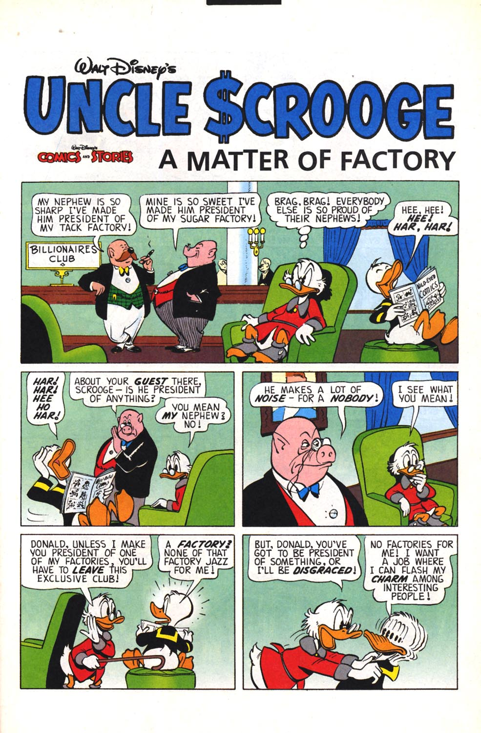Uncle Scrooge (1953) Issue #305 #305 - English 19