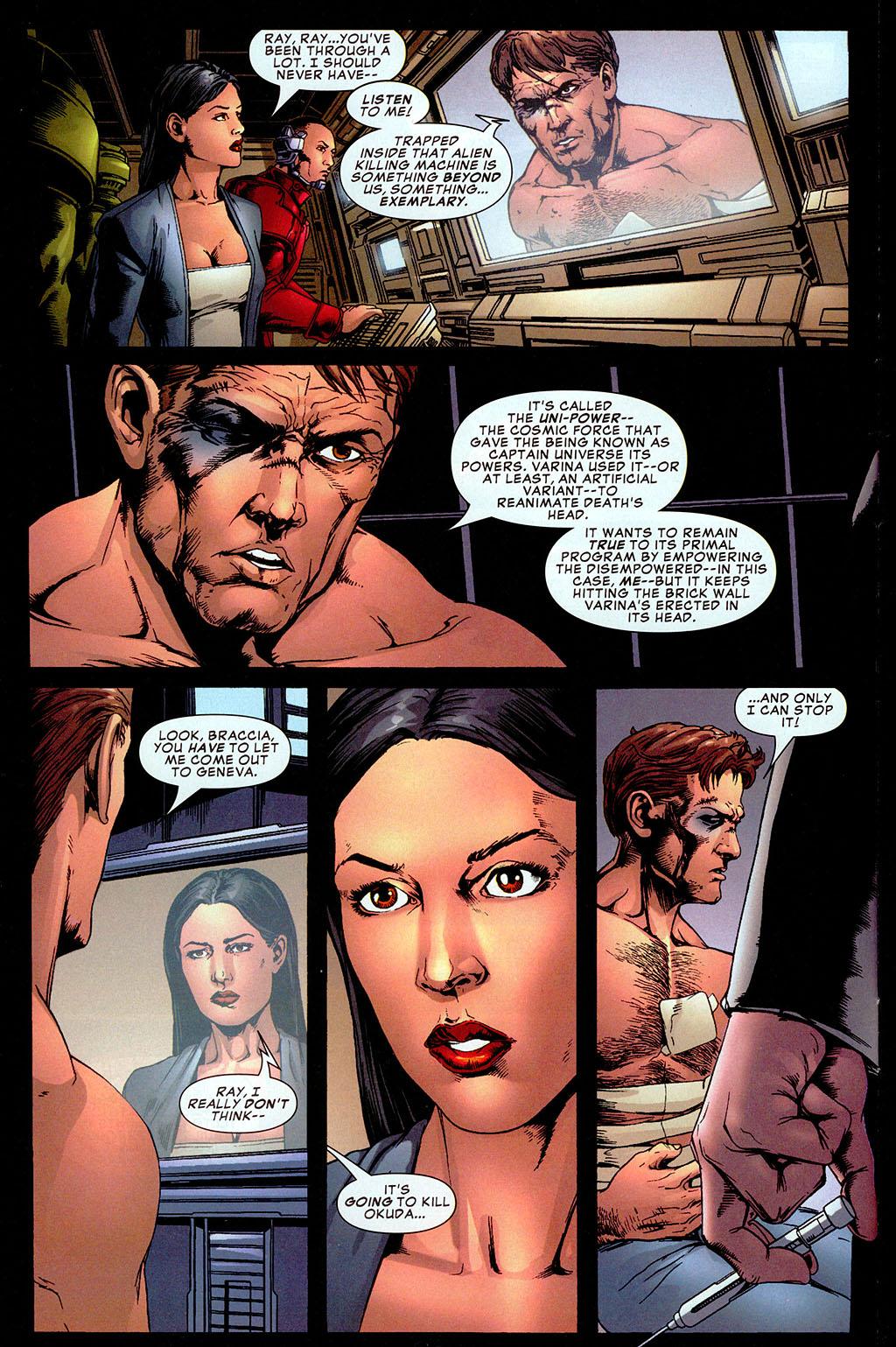 Read online Amazing Fantasy (2004) comic -  Issue #20 - 7