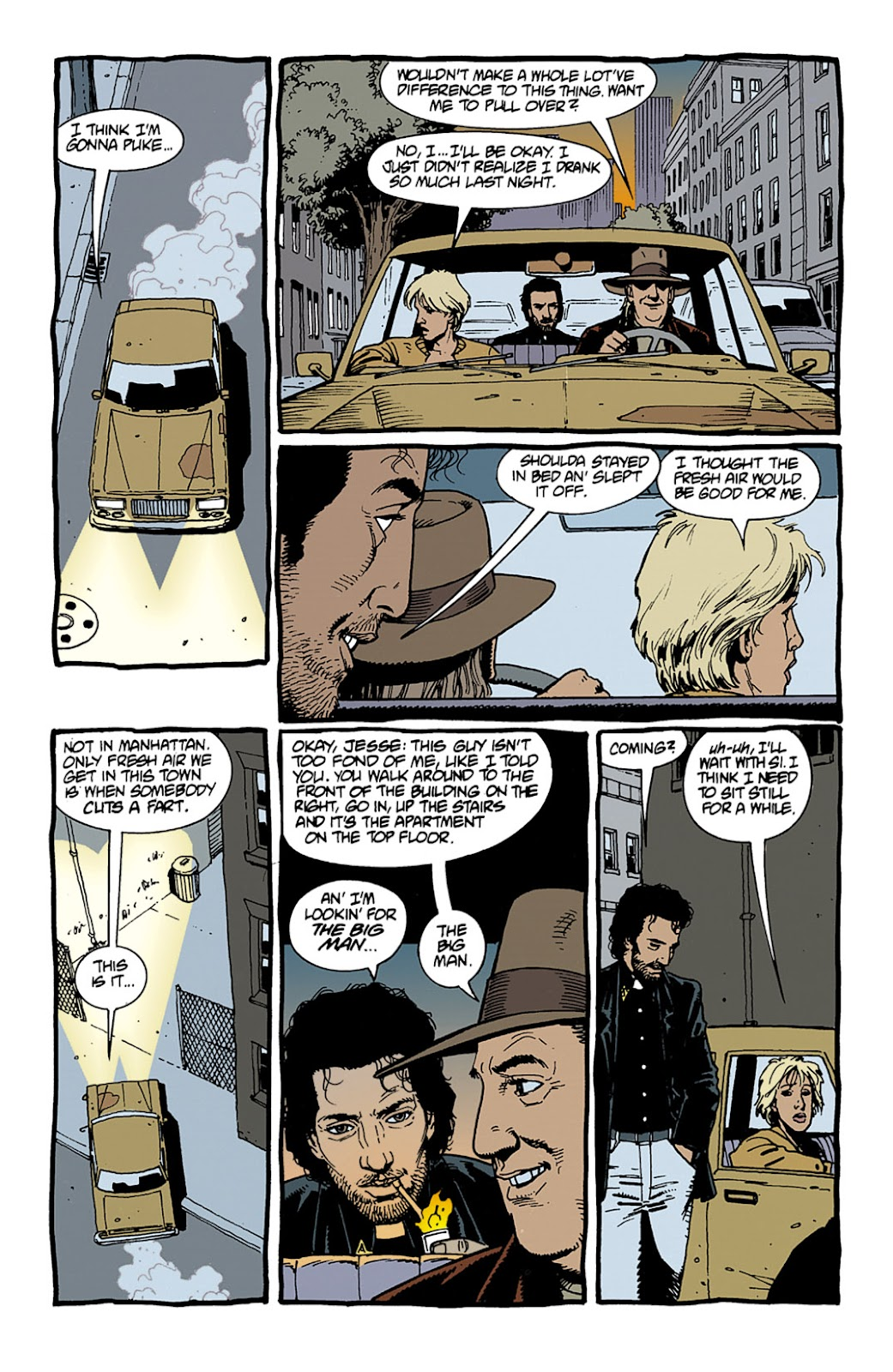 Preacher Issue #6 #15 - English 21