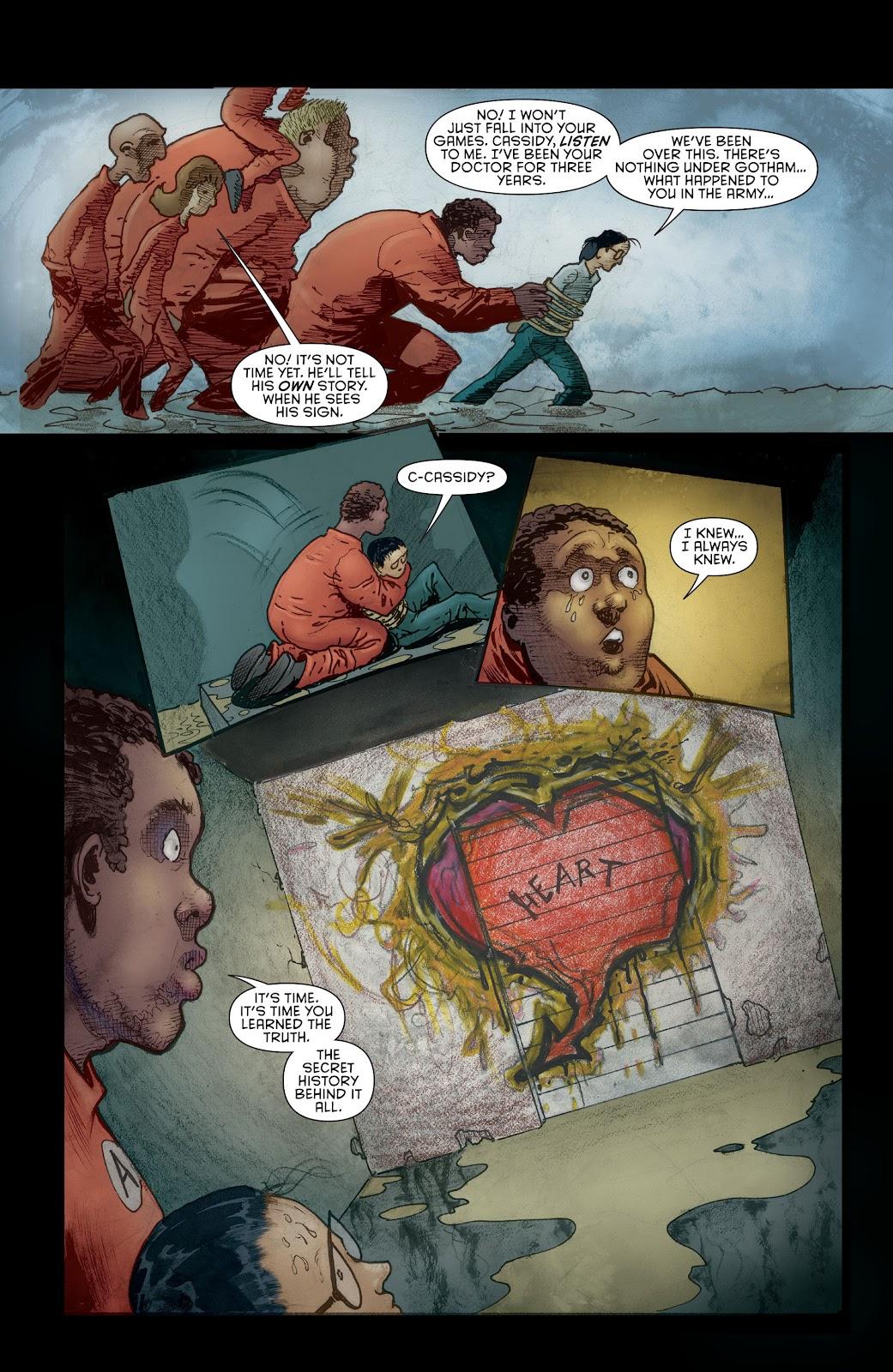 Batman (2011) Issue #38 #57 - English 25