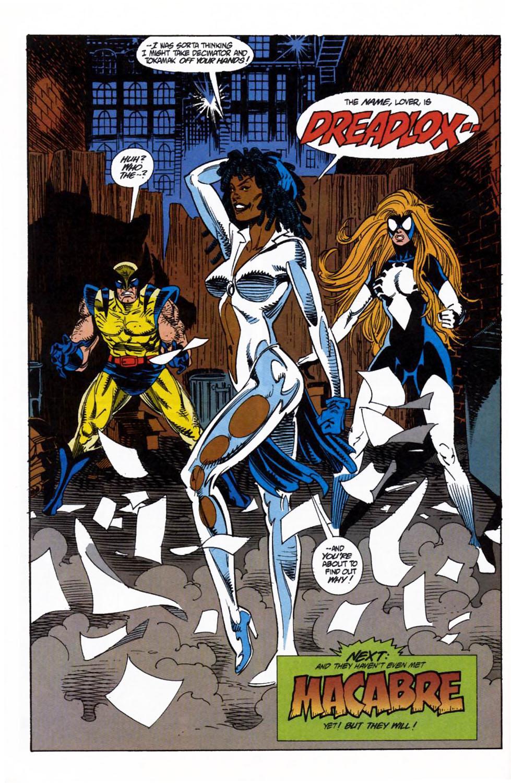 Read online Secret Defenders comic -  Issue #1 - 23