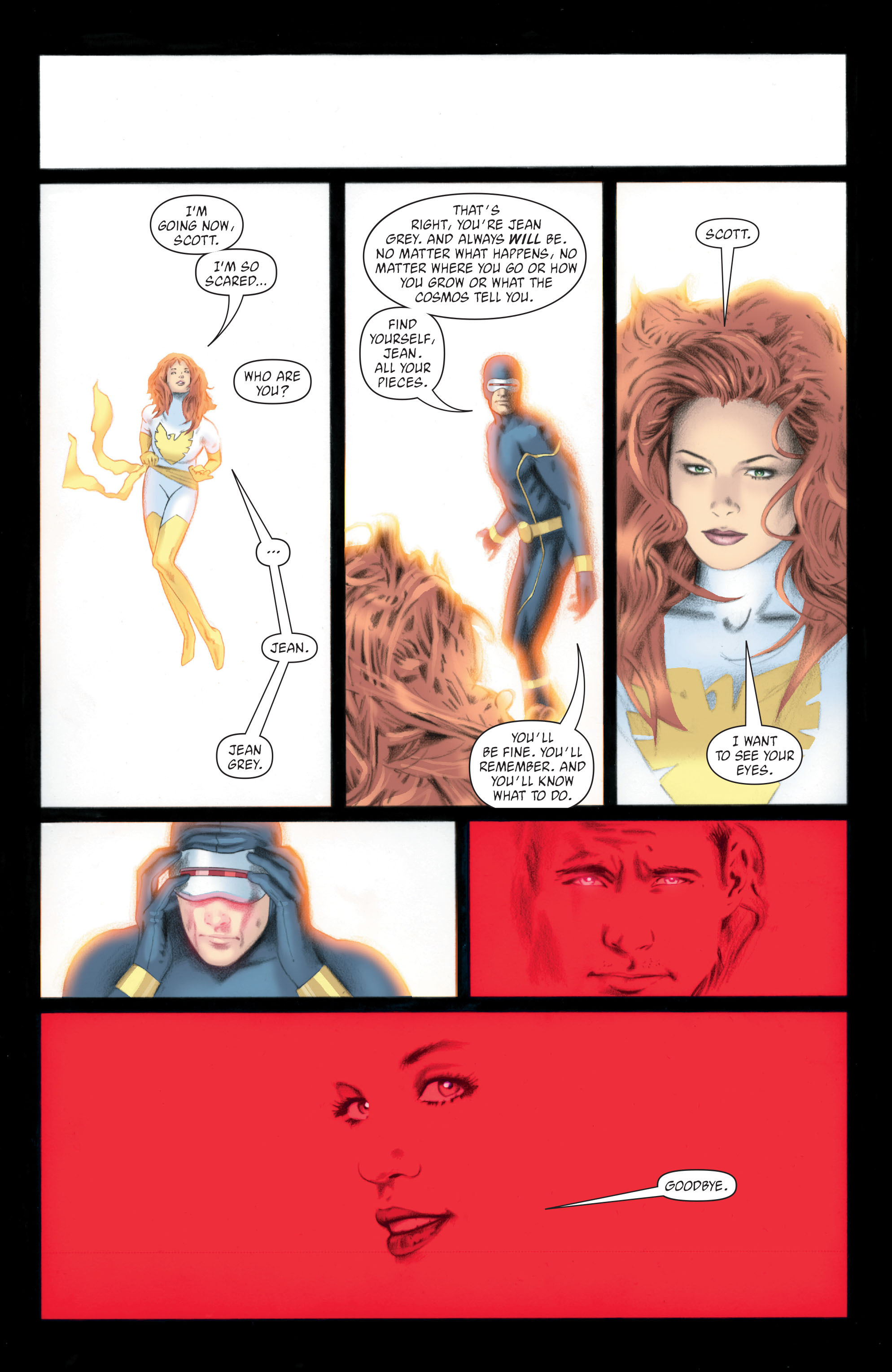 Read online X-Men: Phoenix - Endsong comic -  Issue #5 - 21