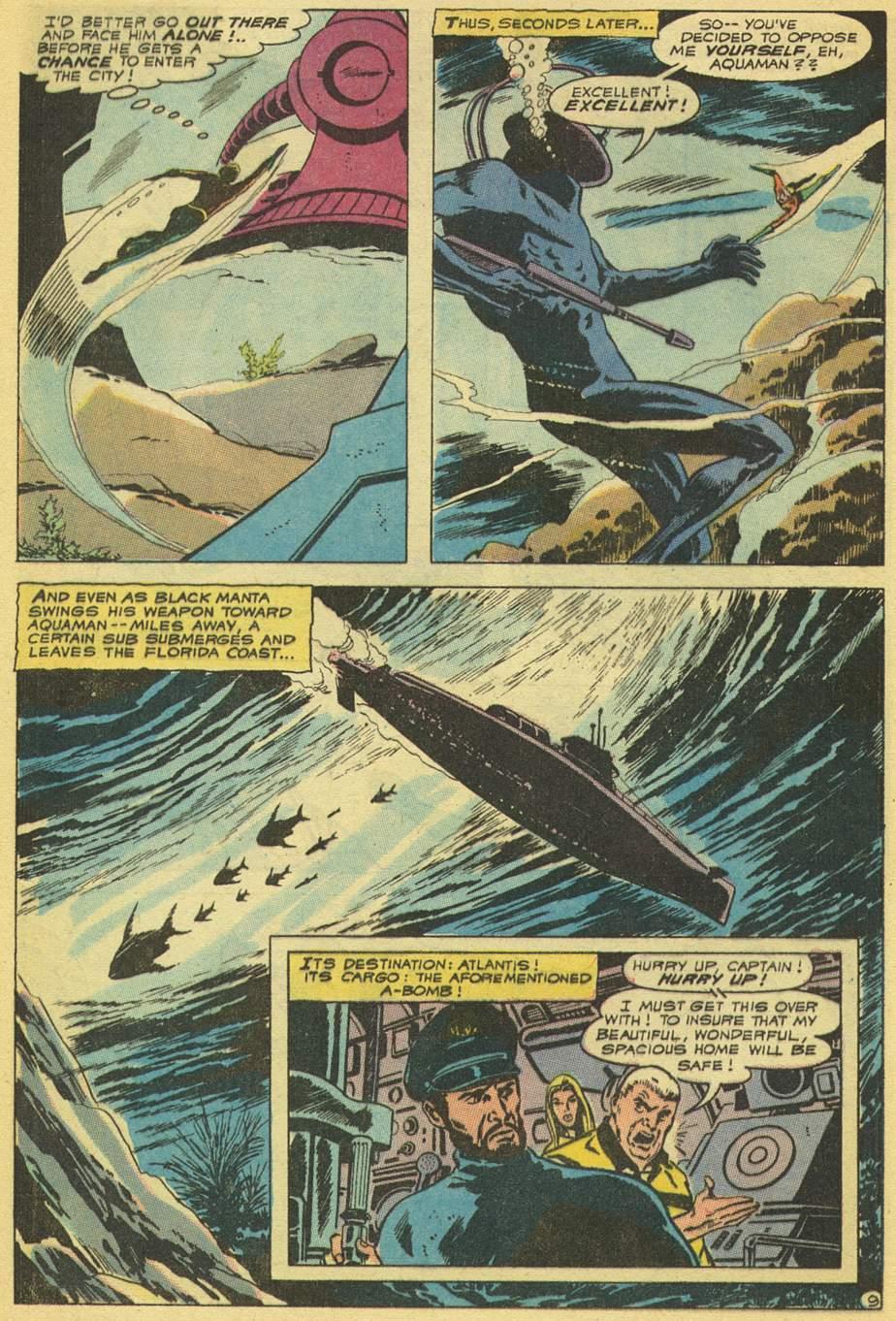 Aquaman (1962) Issue #53 #53 - English 12