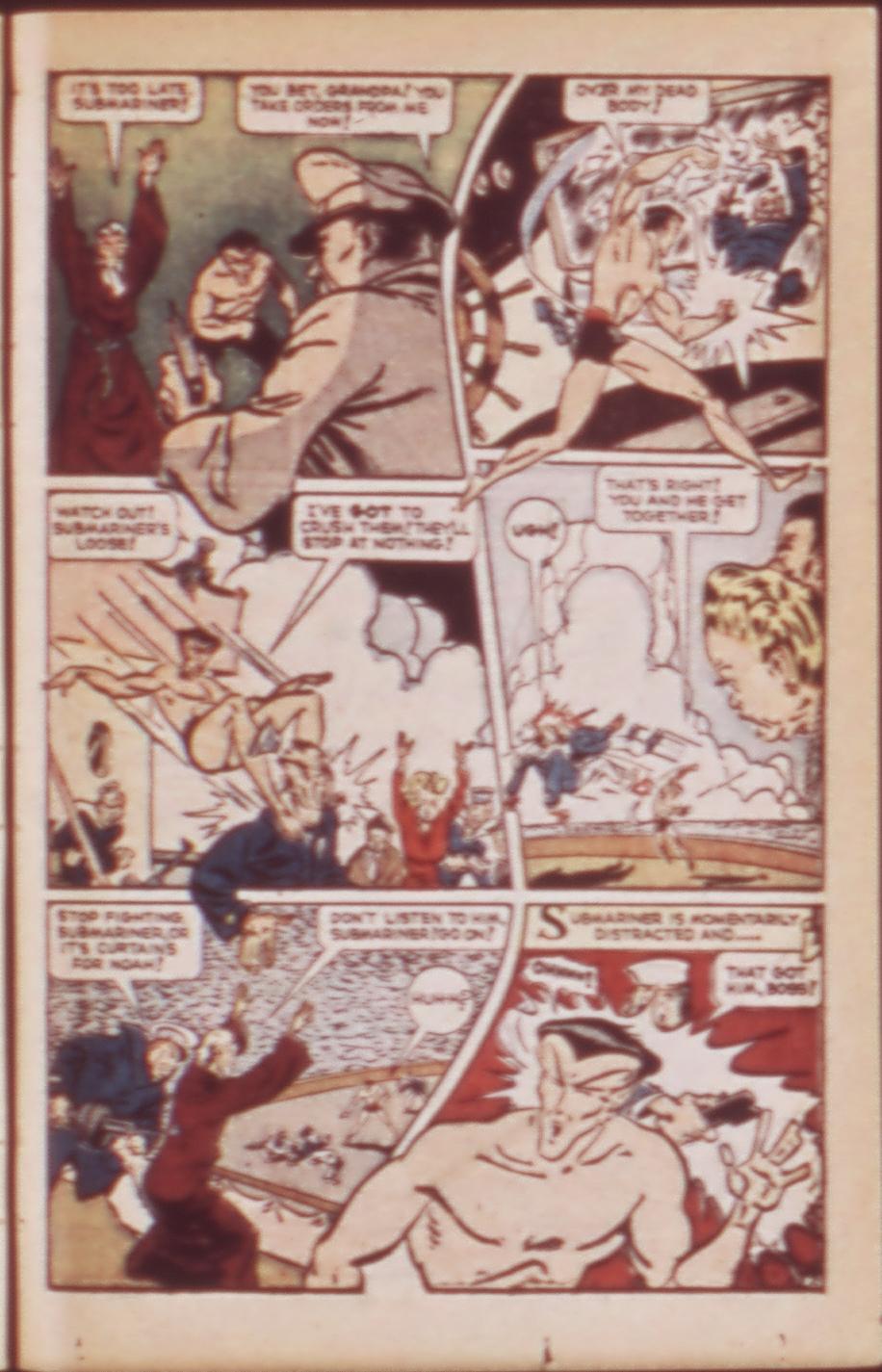 Sub-Mariner Comics Issue #19 #19 - English 35