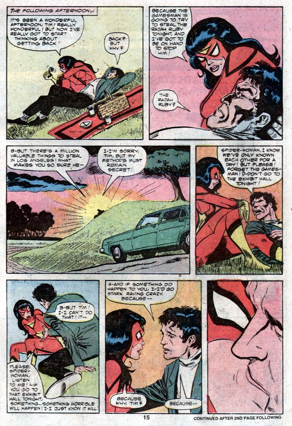 Spider-Woman (1978) Issue #23 #23 - English 11