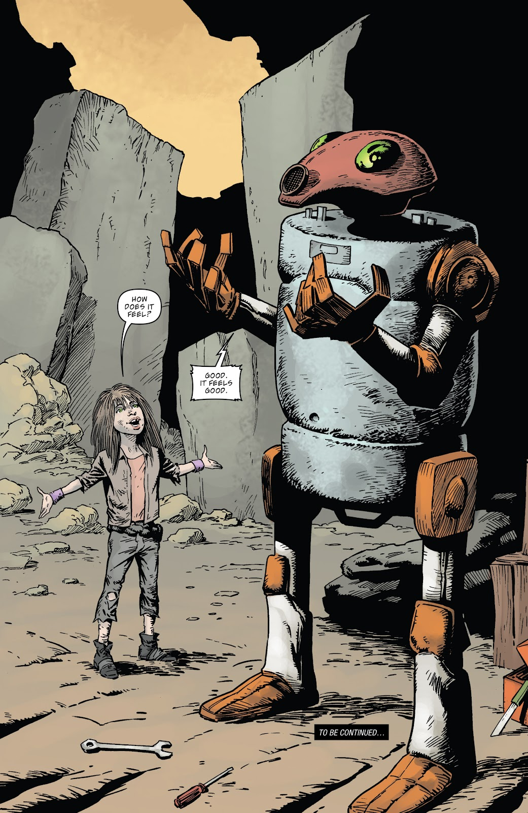 Zombies vs Robots (2015) Issue #4 Page 25