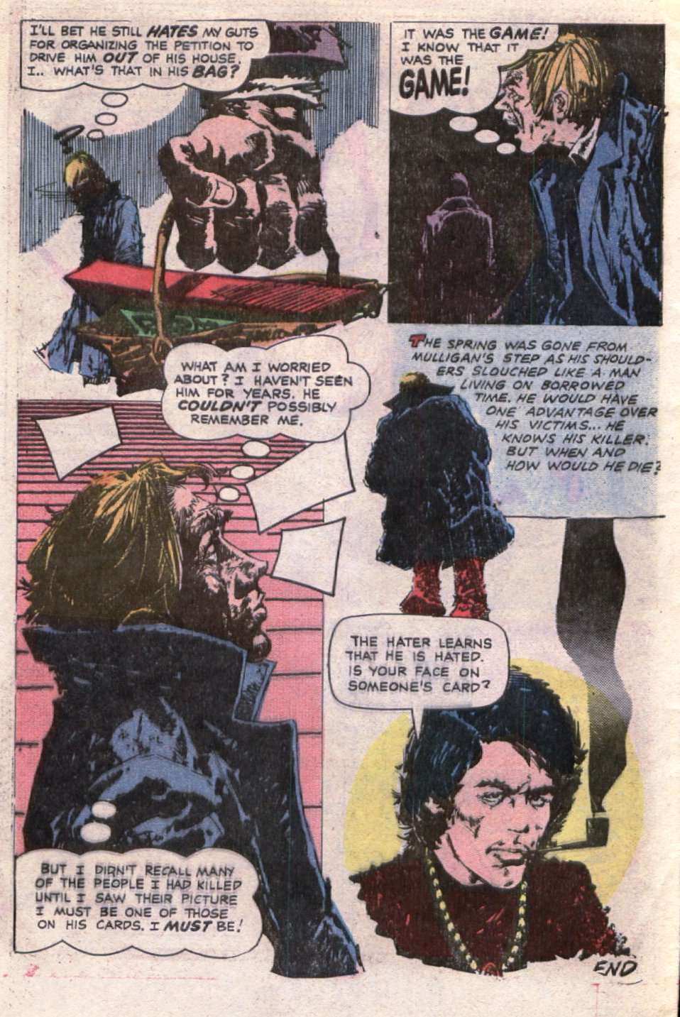 Read online Scary Tales comic -  Issue #14 - 32