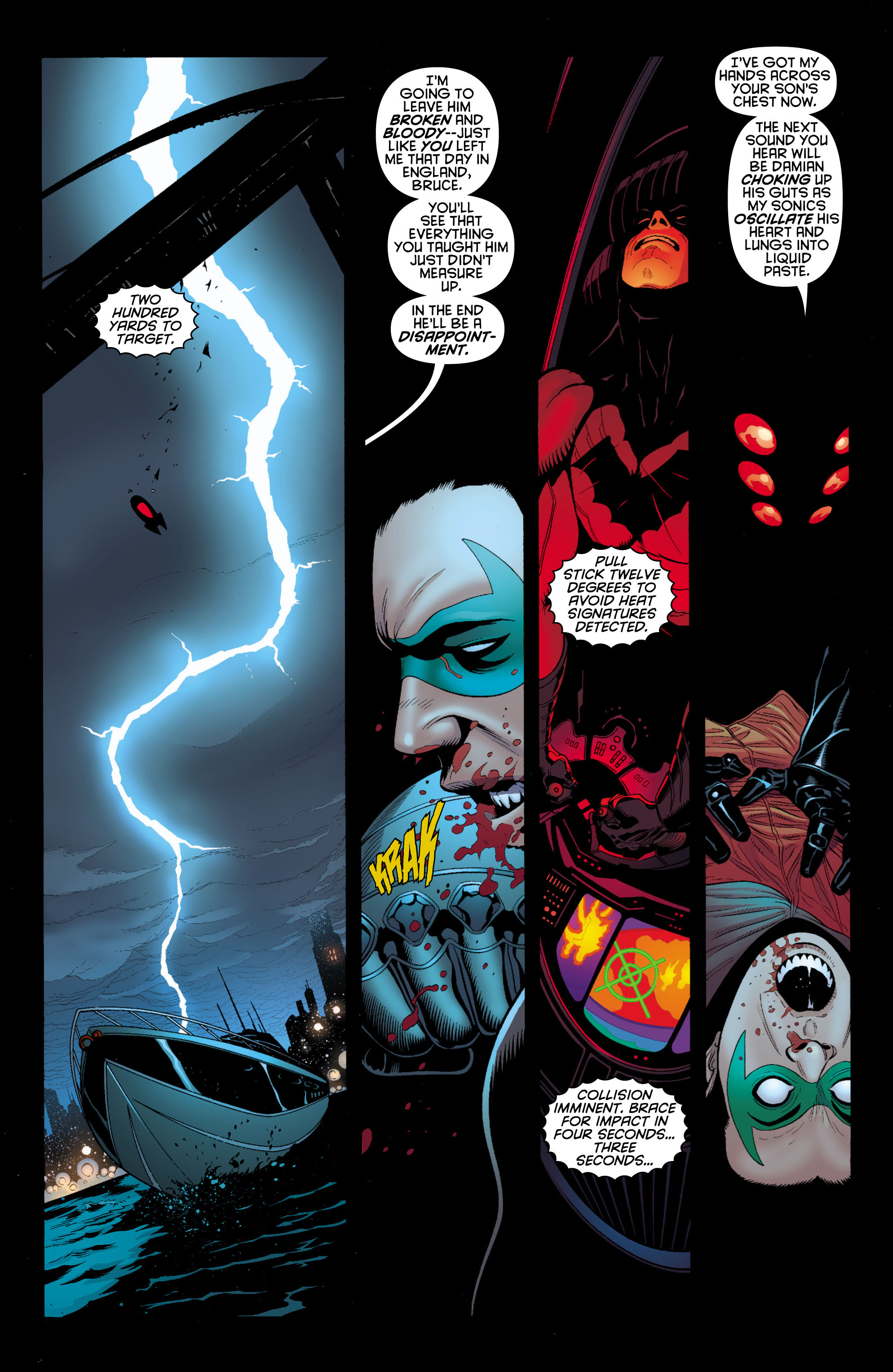 Batman and Robin (2011) chap 1 pic 136