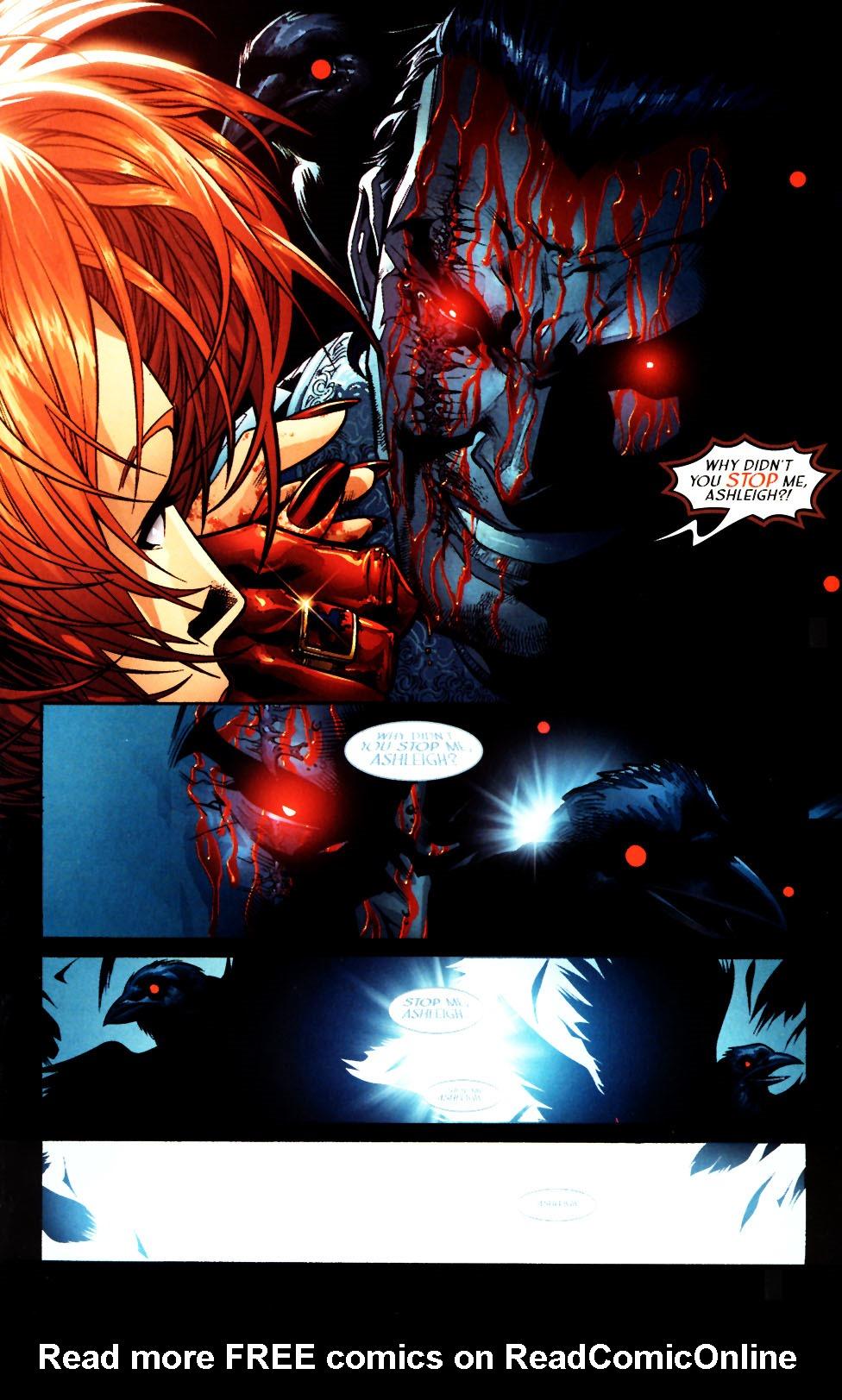 Read online Scion comic -  Issue #13 - 5