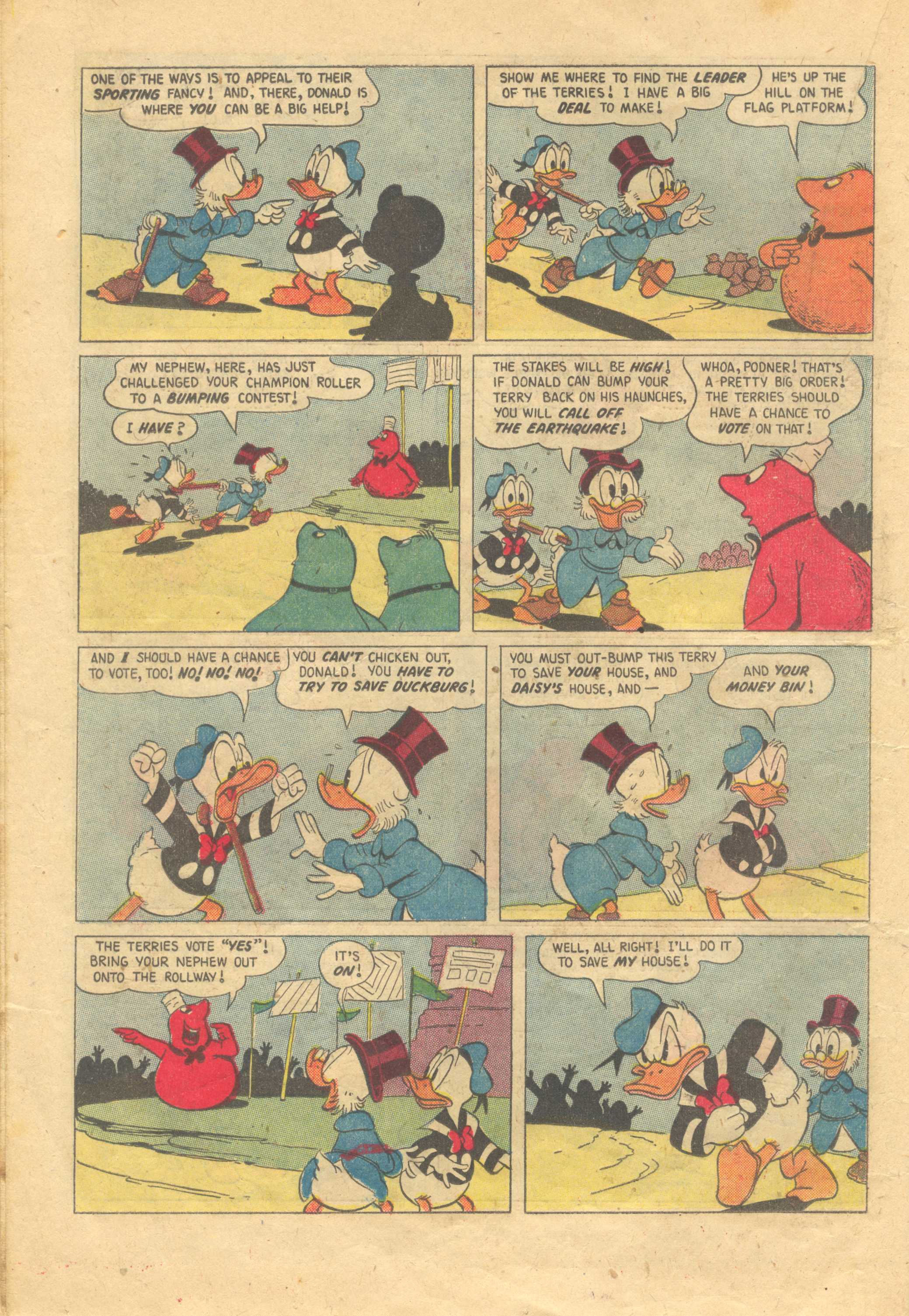 Uncle Scrooge (1953) #13 #392 - English 18