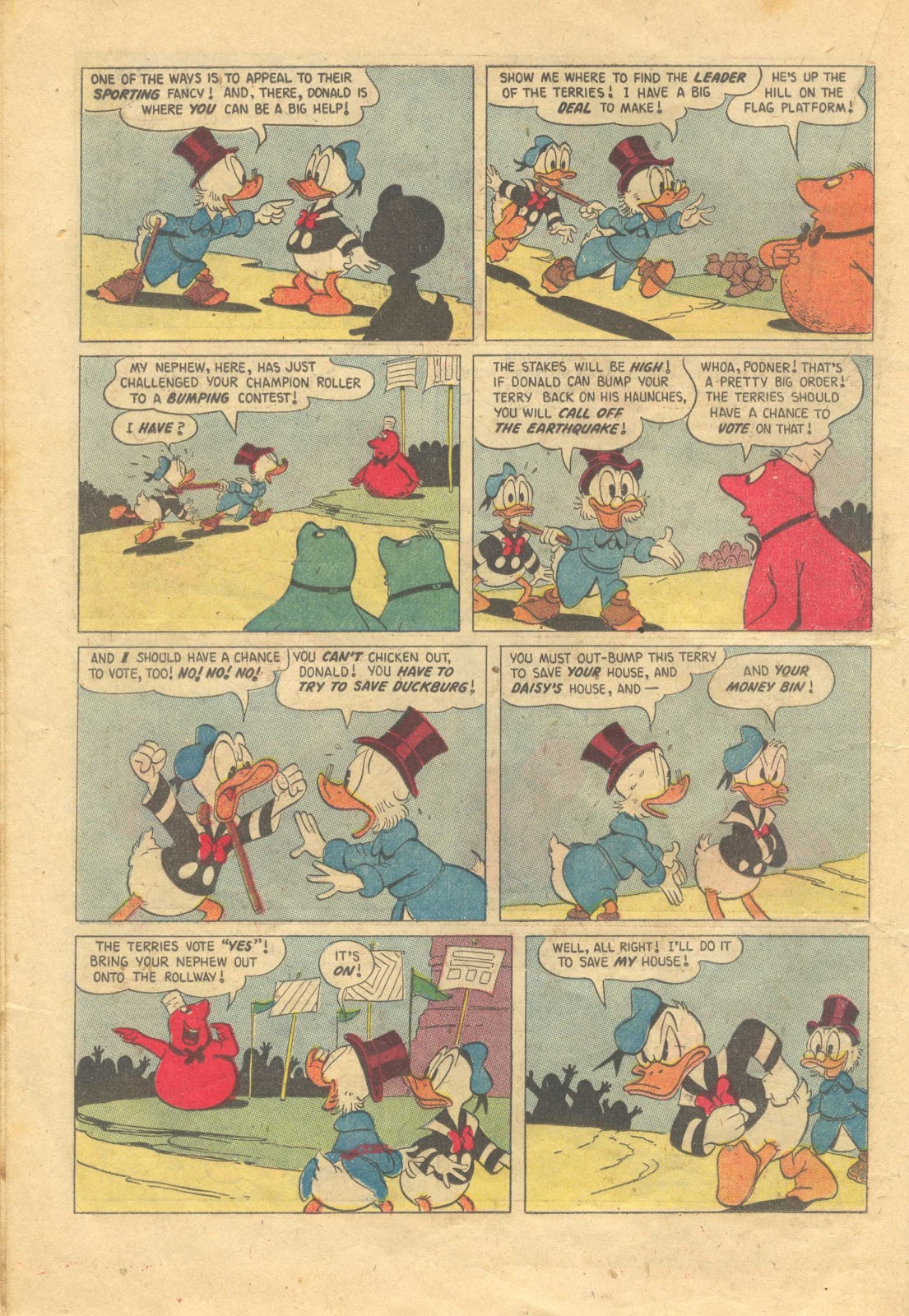 Uncle Scrooge (1953) Issue #13 #13 - English 18