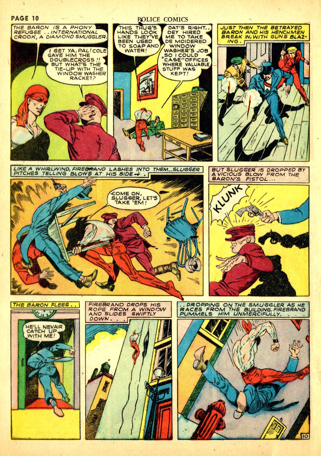 Police Comics #1 #127 - English 13