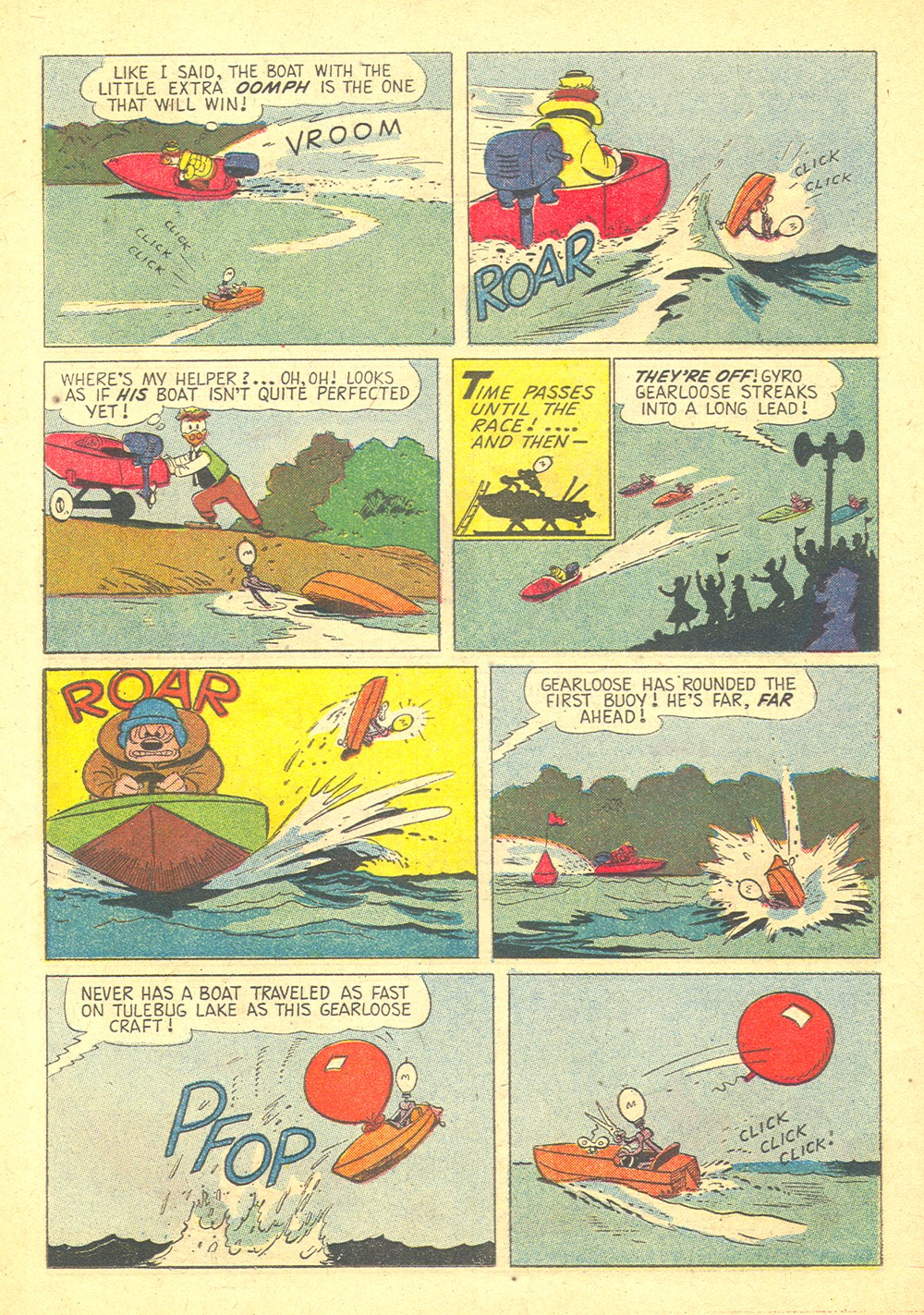 Uncle Scrooge (1953) Issue #29 #29 - English 22