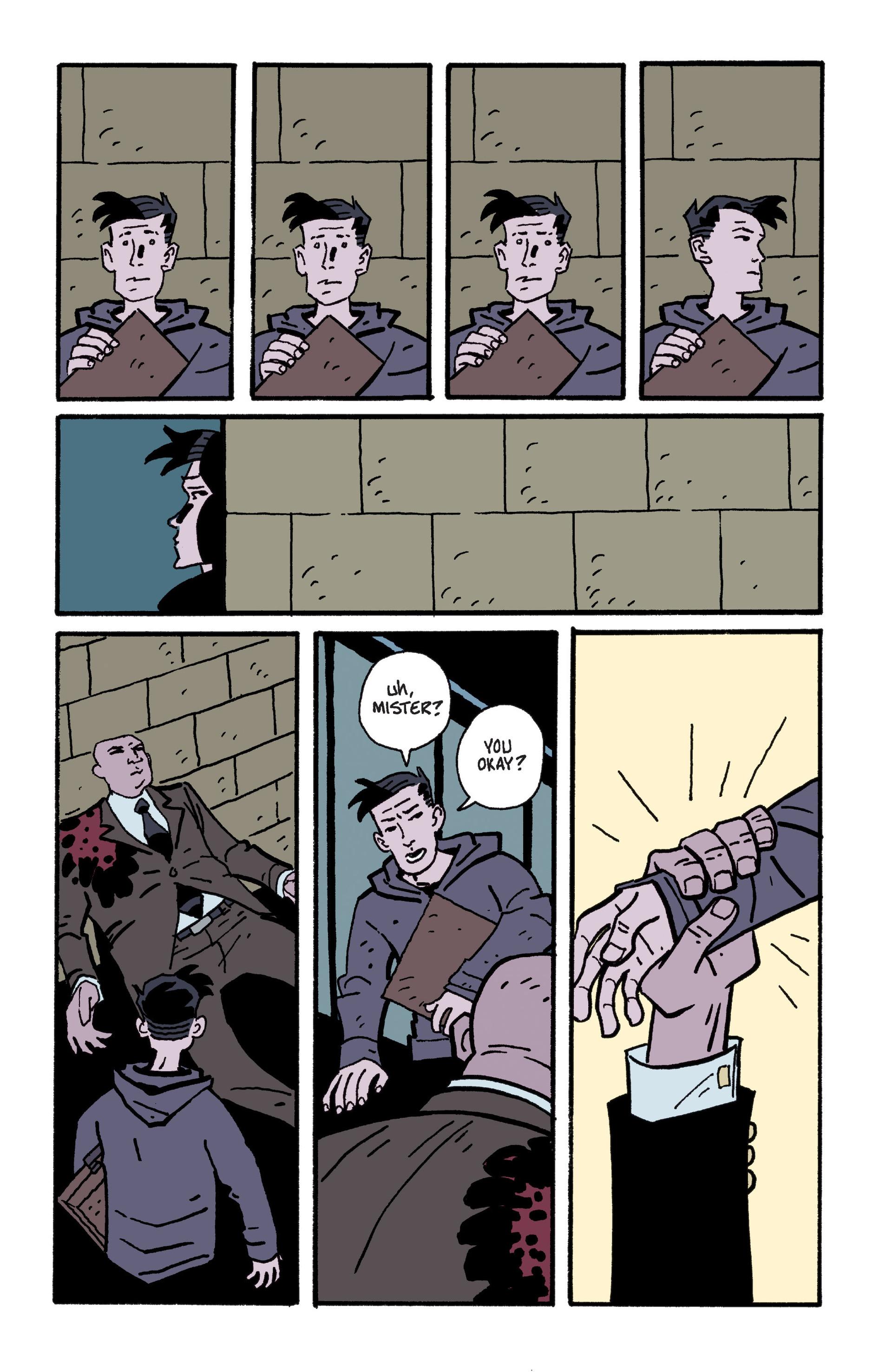 Mudman #6 #7 - English 24