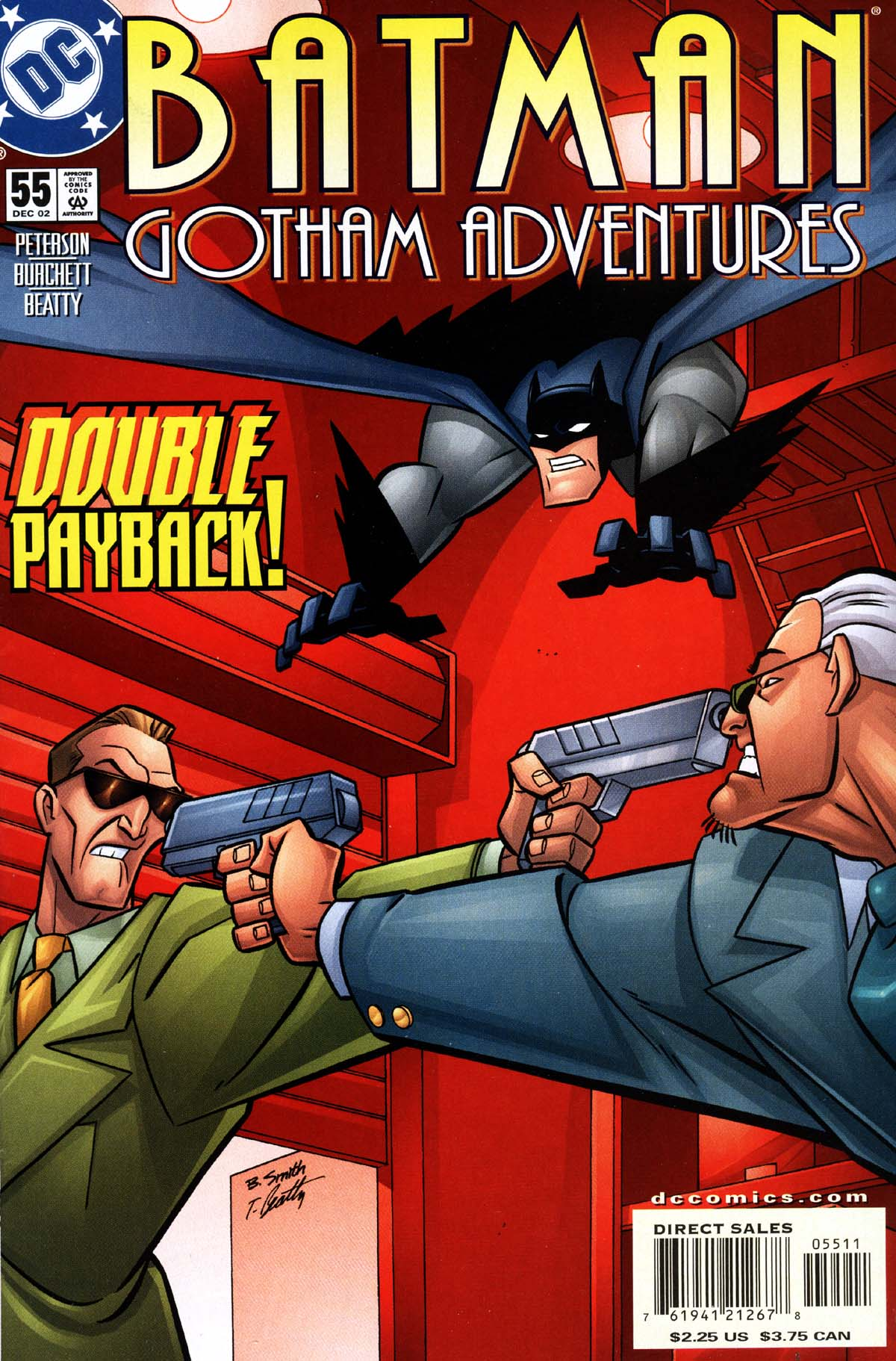Batman: Gotham Adventures 55 Page 1