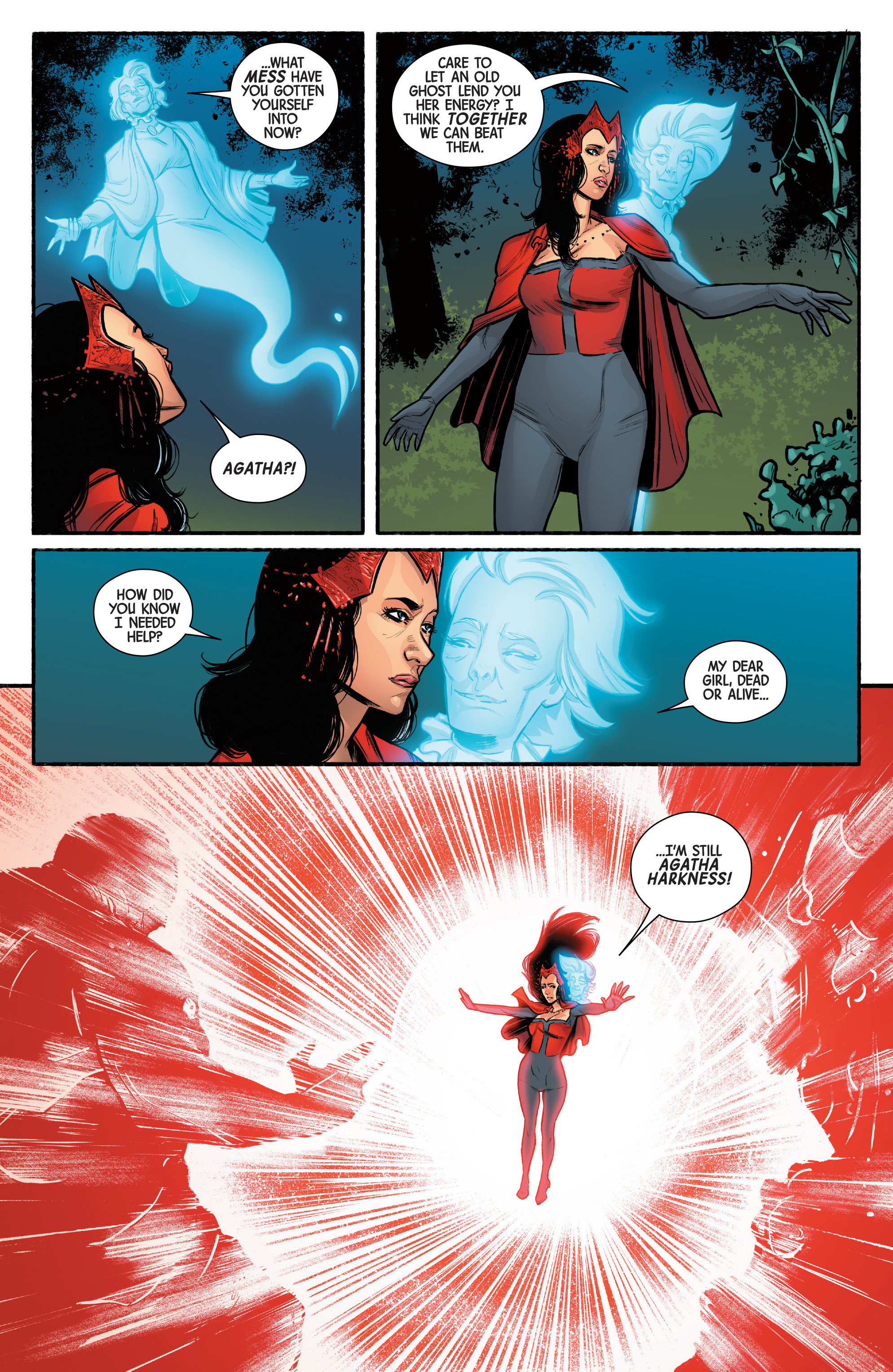 Read online Scarlet Witch (2016) comic -  Issue #12 - 16