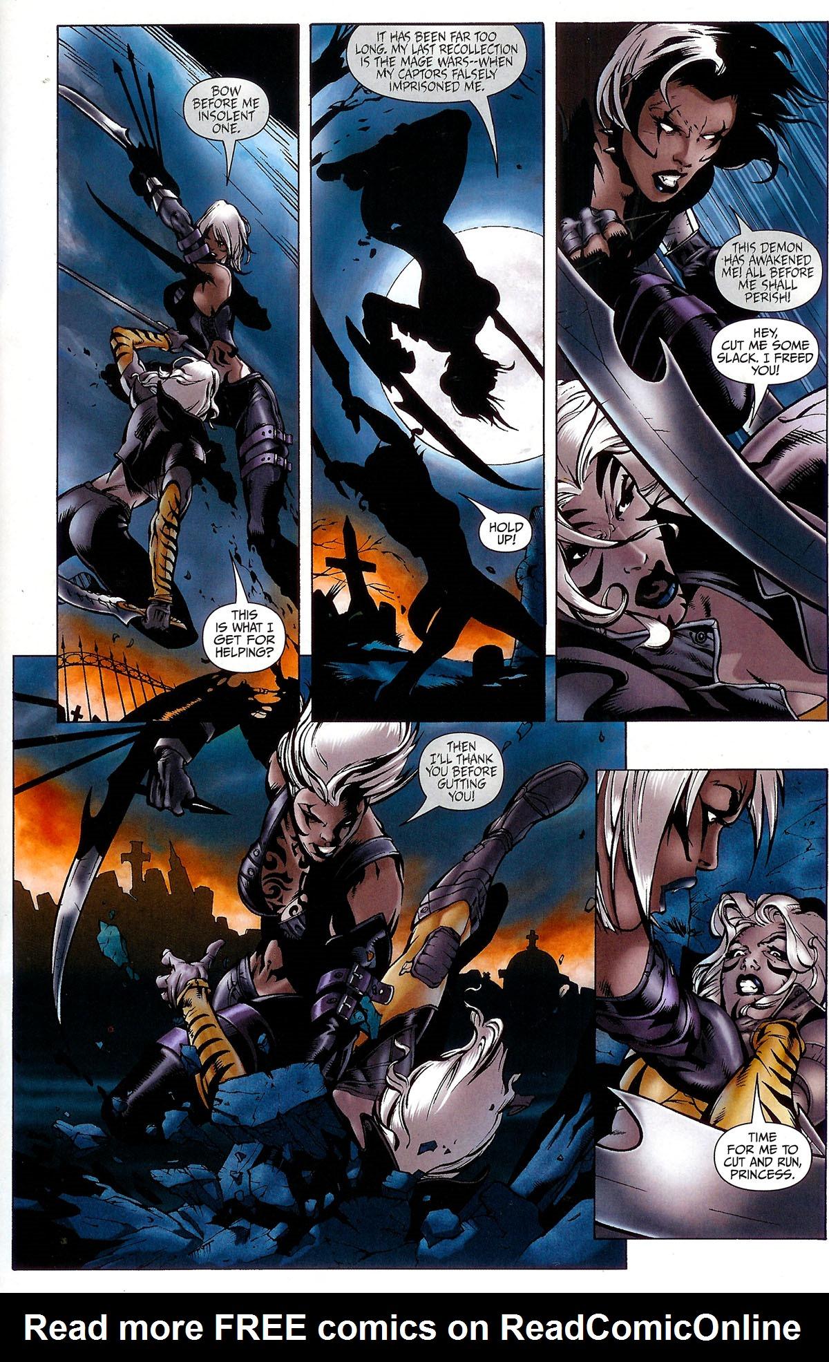 Read online BloodRayne: Dark Soul comic -  Issue # Full - 15
