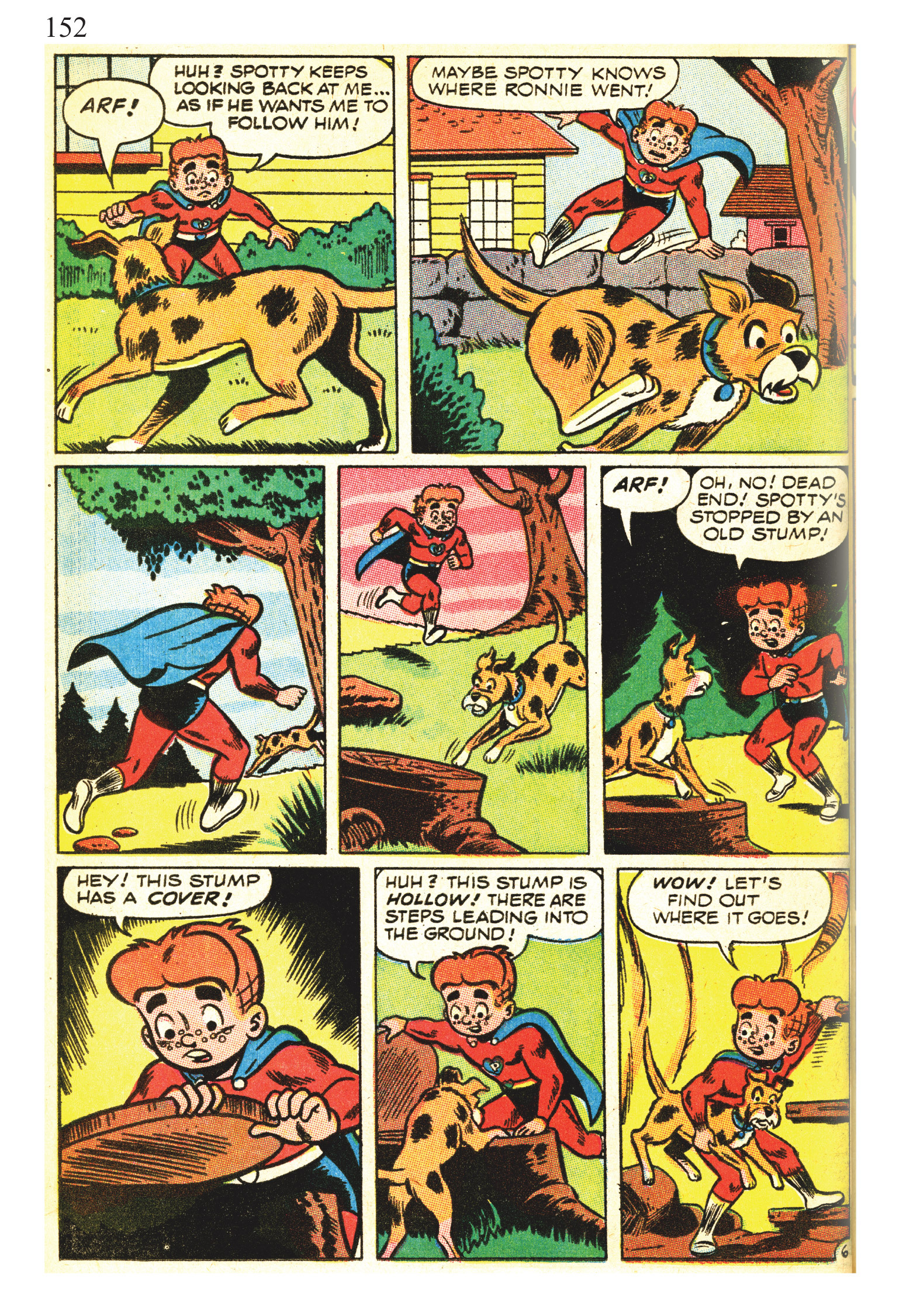 Read online The Best of Archie Comics comic -  Issue # TPB 2 (Part 1) - 154