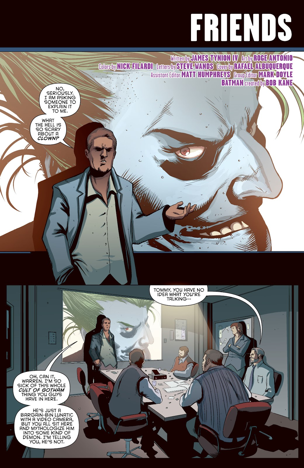 Batman (2011) Annual 3 #13 - English 5