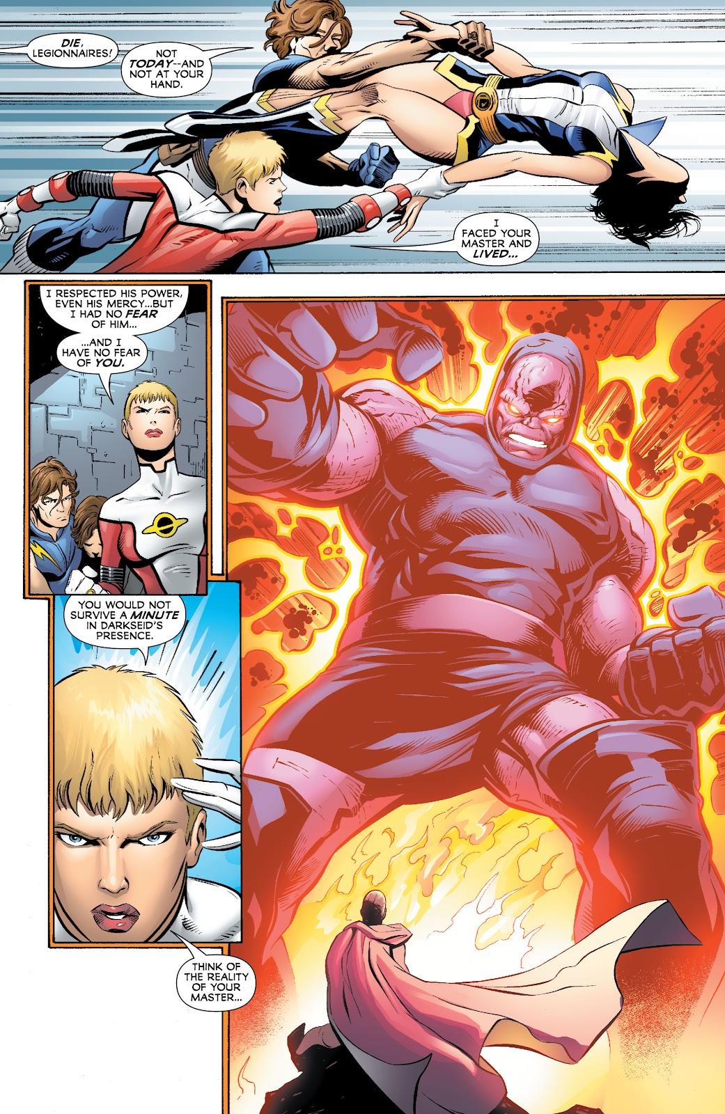 Legion of Super-Heroes (2010) Issue #4 #5 - English 25