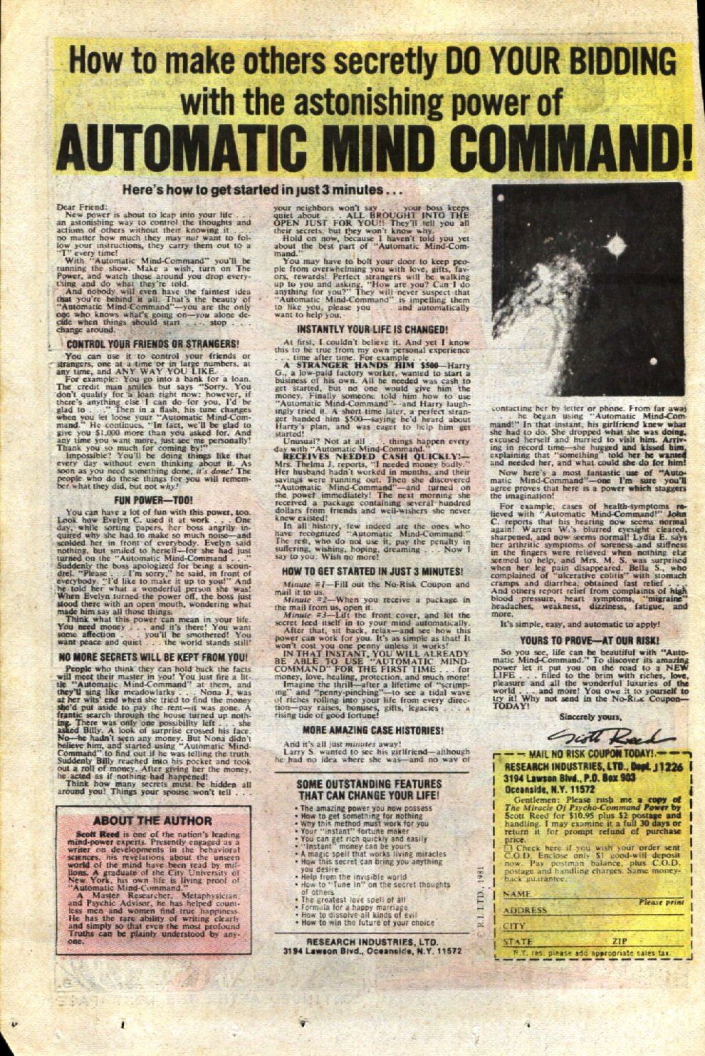 Read online Scary Tales comic -  Issue #34 - 14