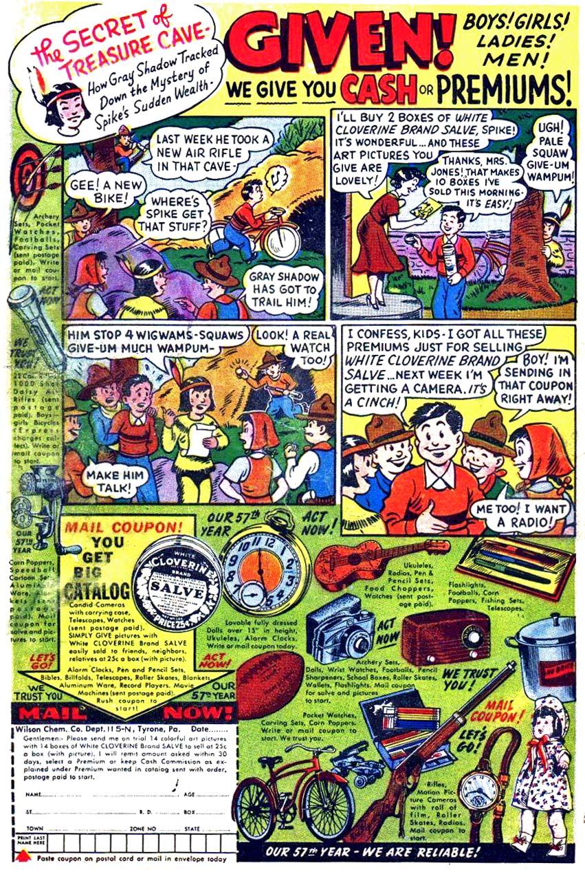 at War (1952) Issue #248 #301 - English 36