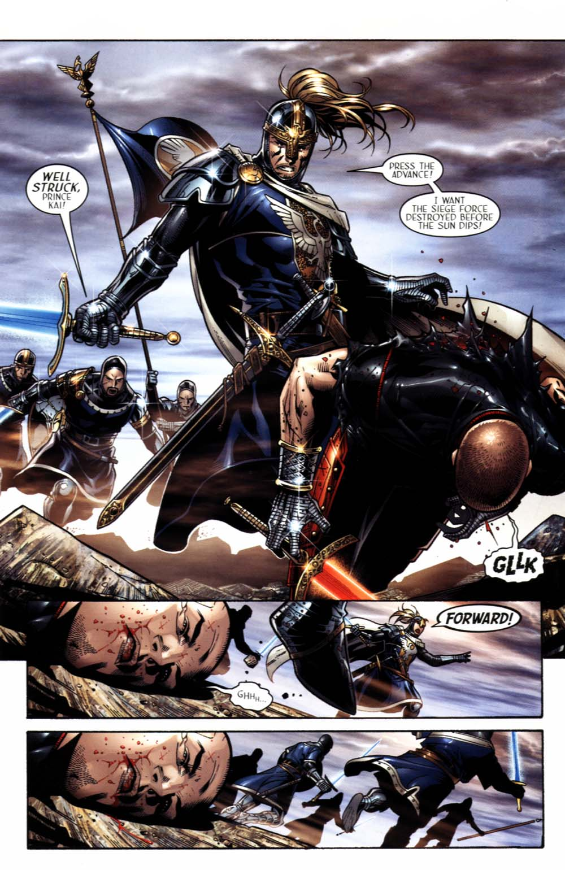 Read online Scion comic -  Issue #18 - 11