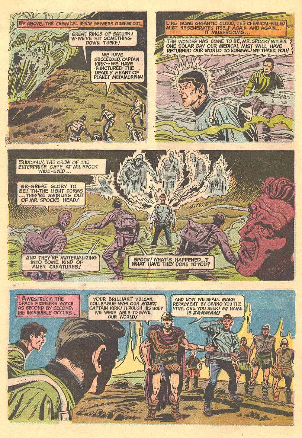 Star Trek (1967) Issue #4 #4 - English 19