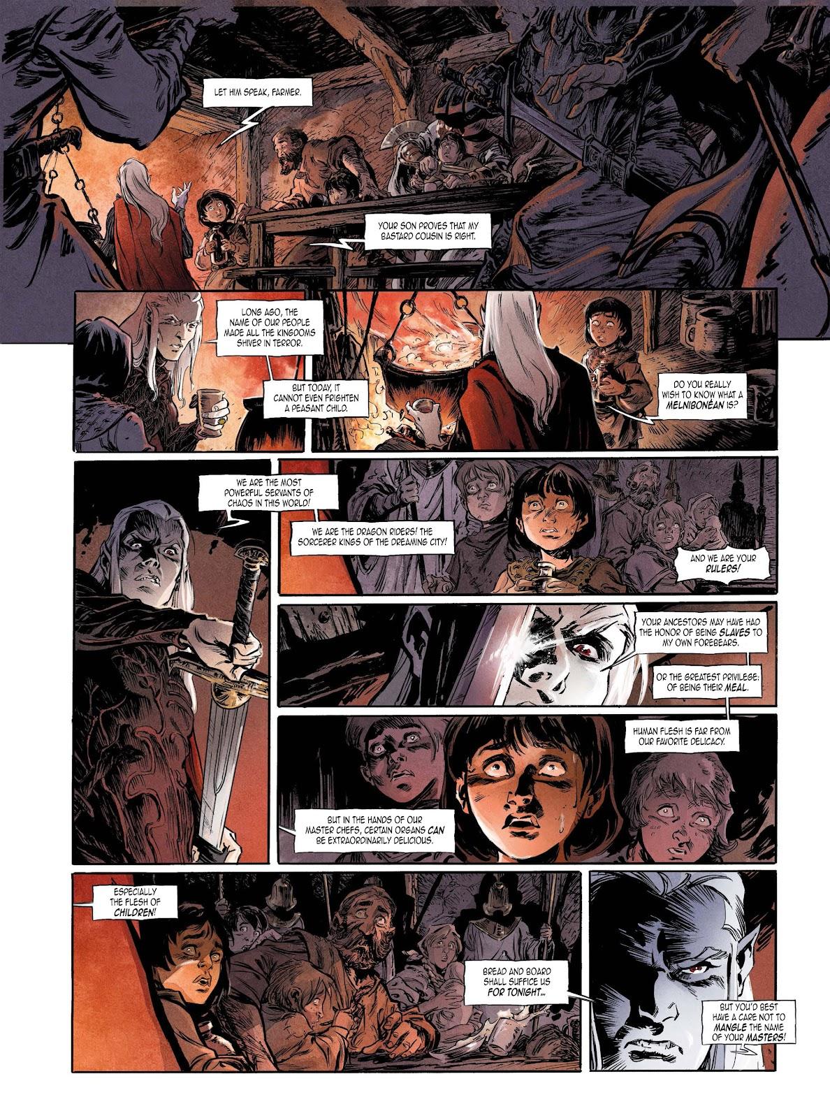 Elric (2014) TPB 2 #2 - English 36