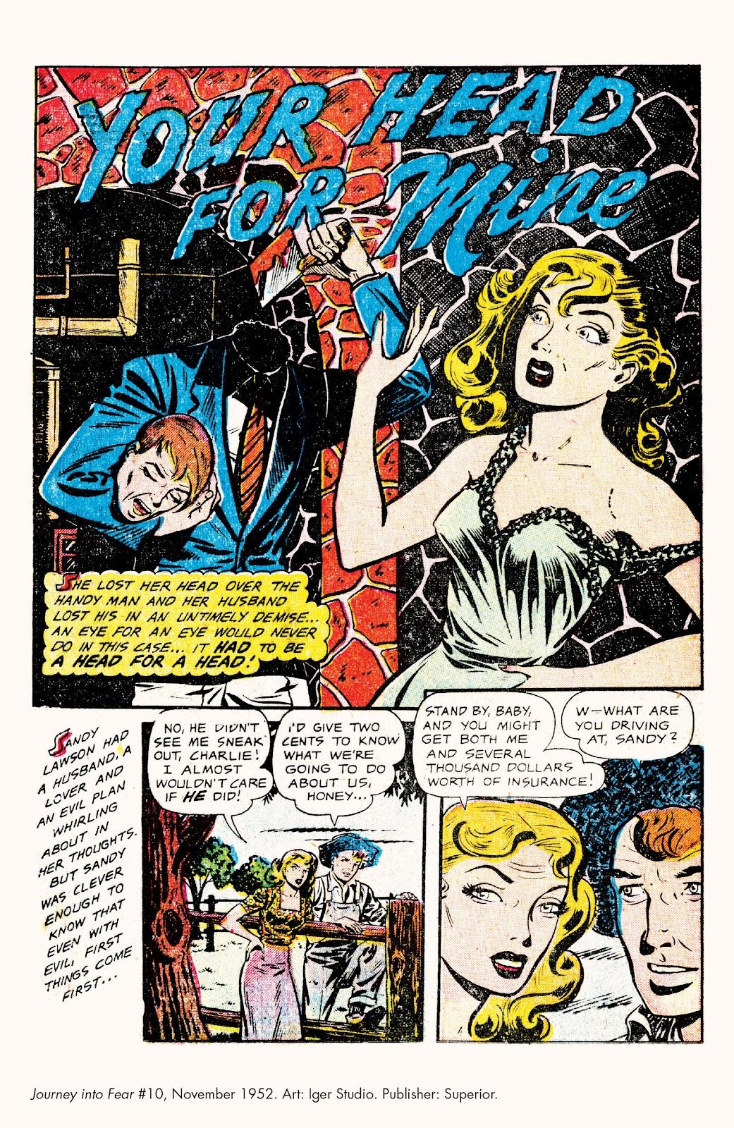 Haunted Horror Issue #12 #12 - English 22