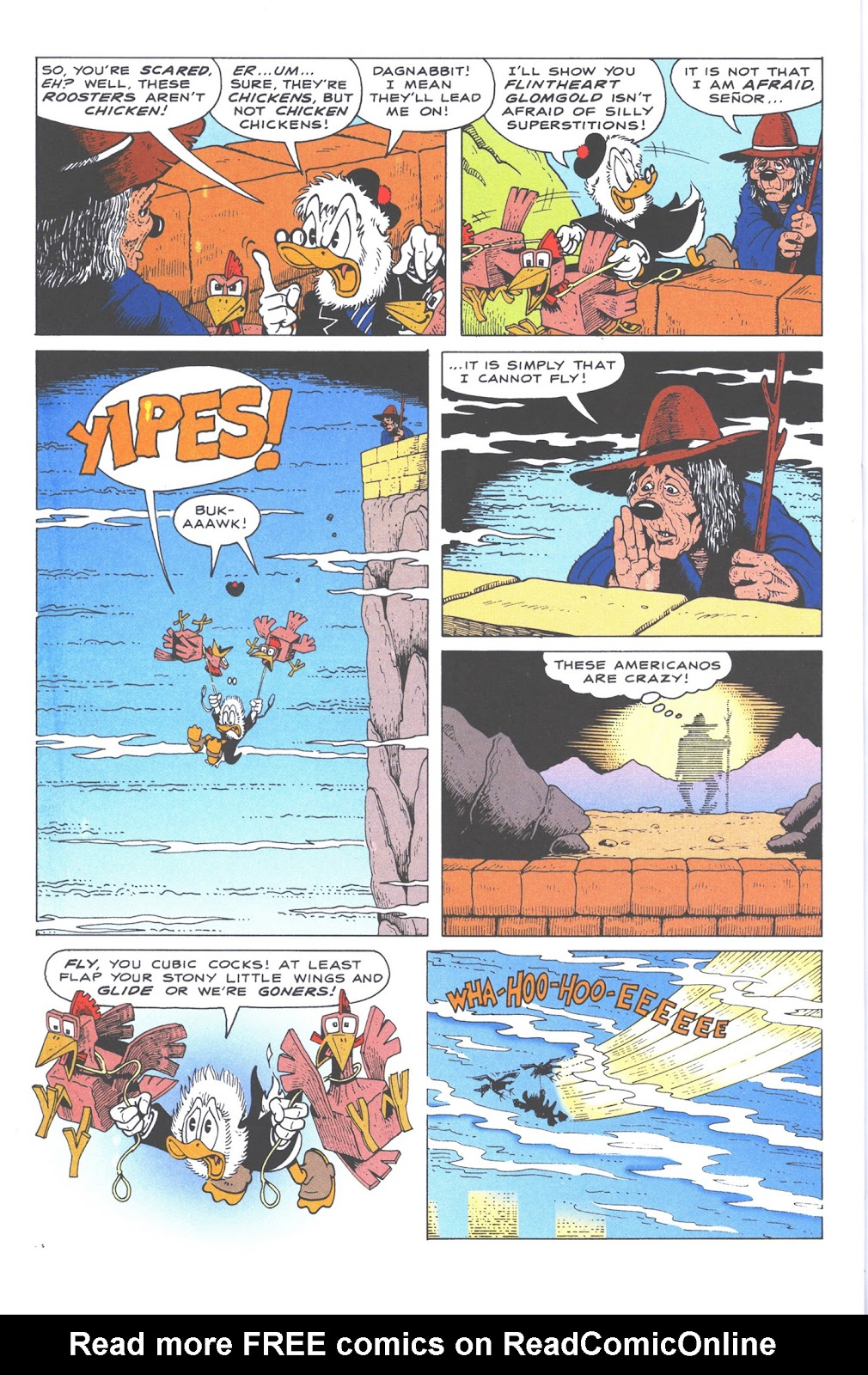 Uncle Scrooge (1953) Issue #362 #362 - English 14