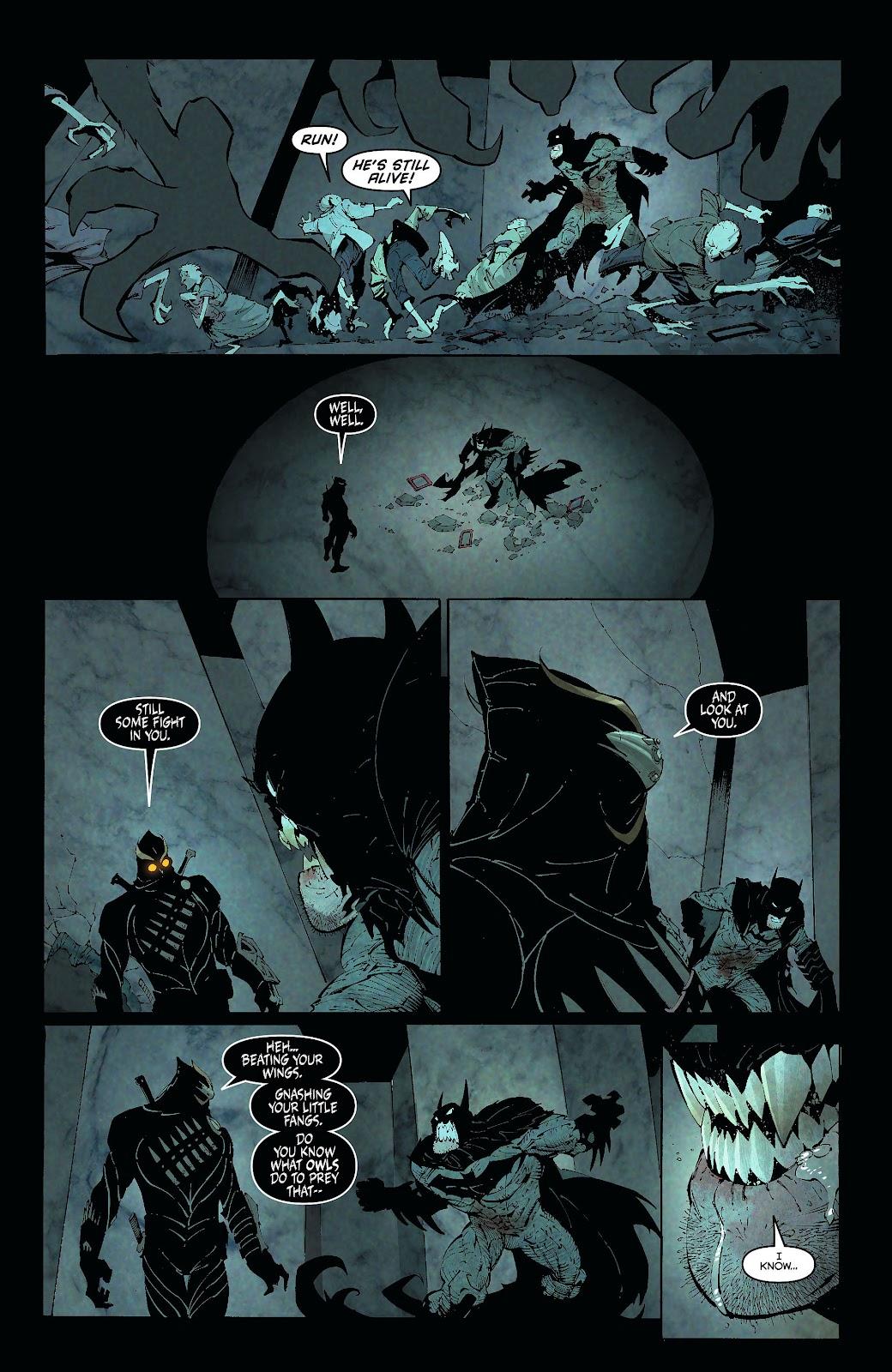 Batman (2011) Issue #6 #21 - English 14