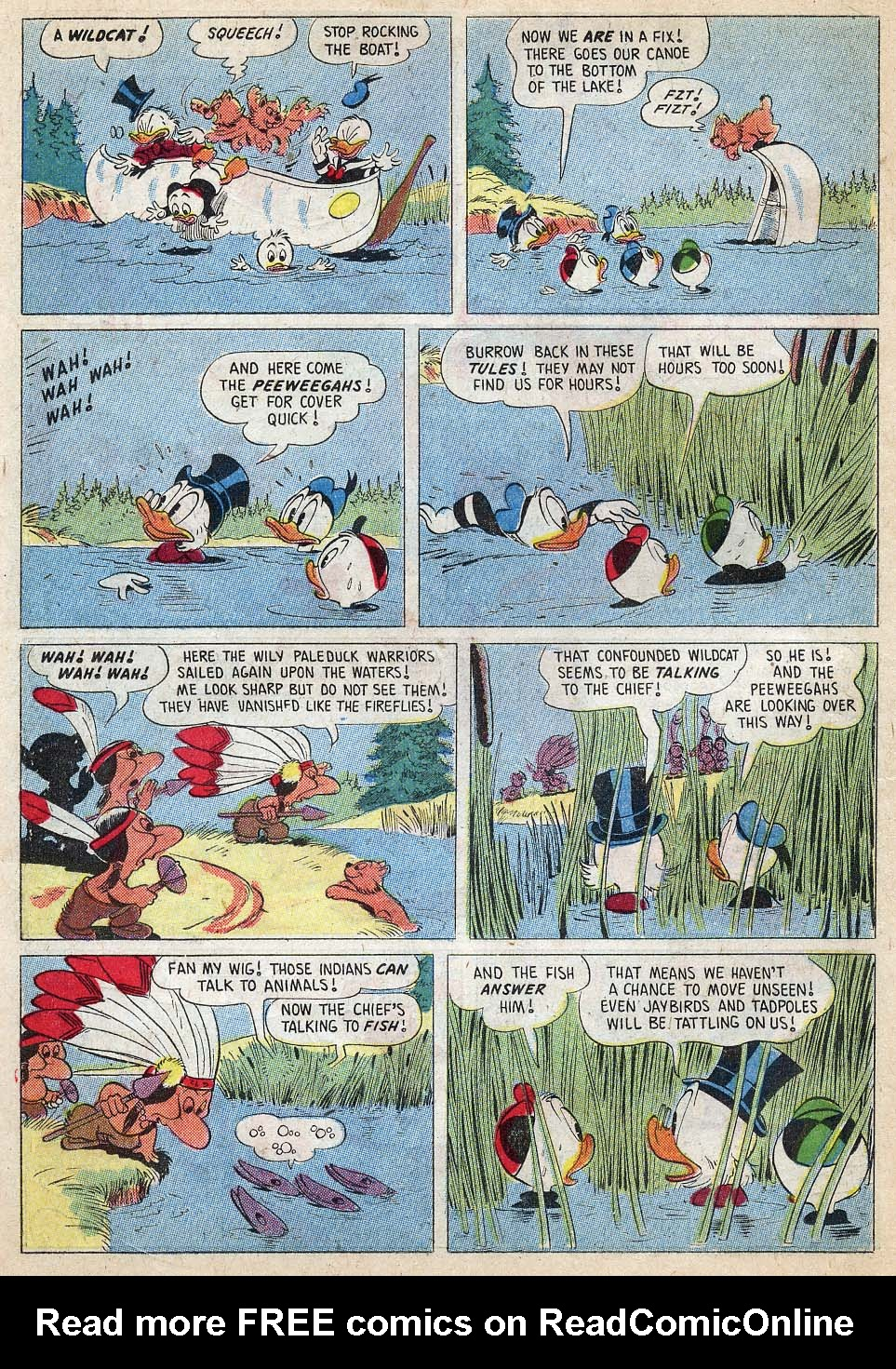 Uncle Scrooge (1953) Issue #18 #18 - English 18