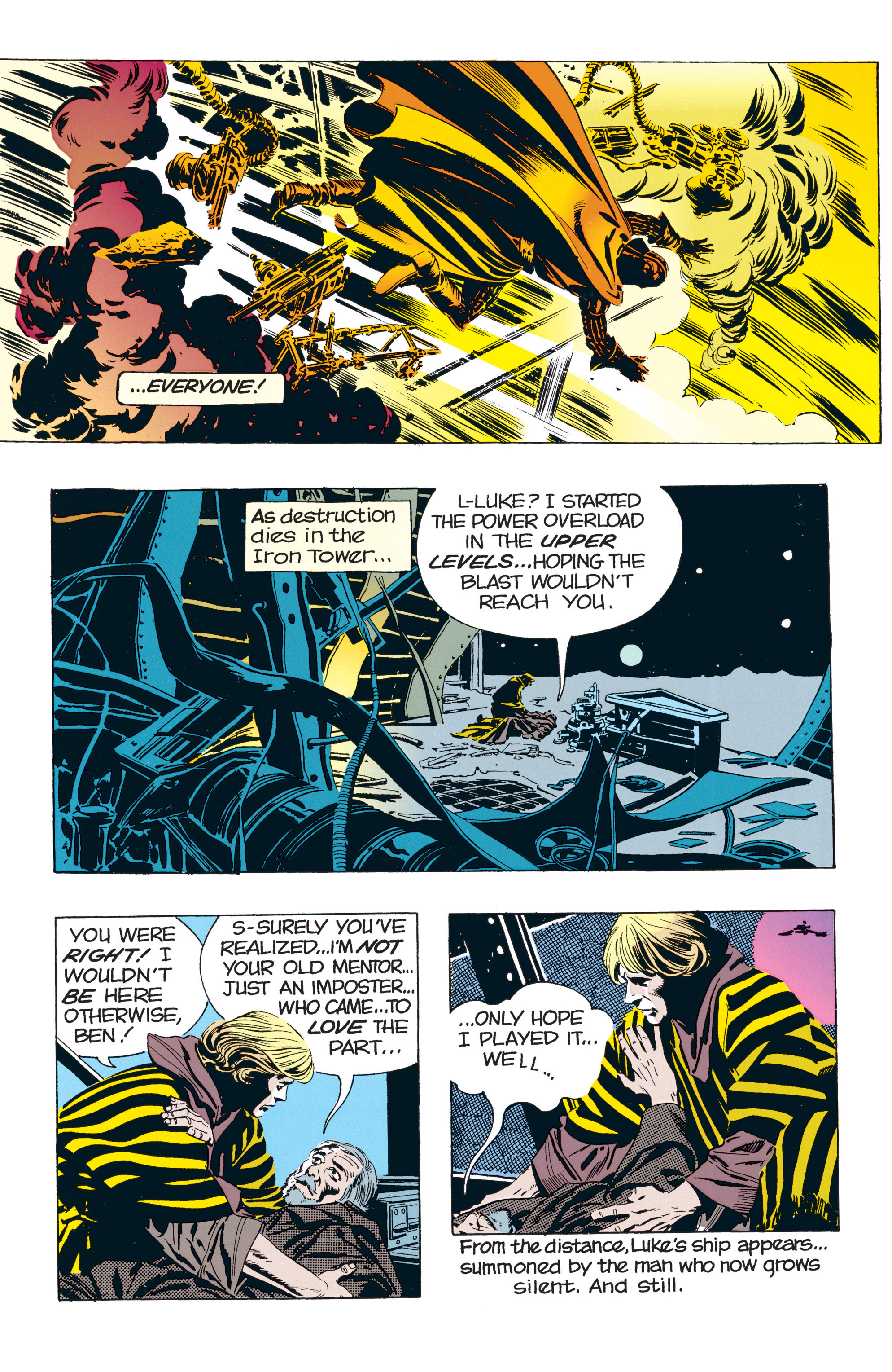 Classic Star Wars #11 #11 - English 9
