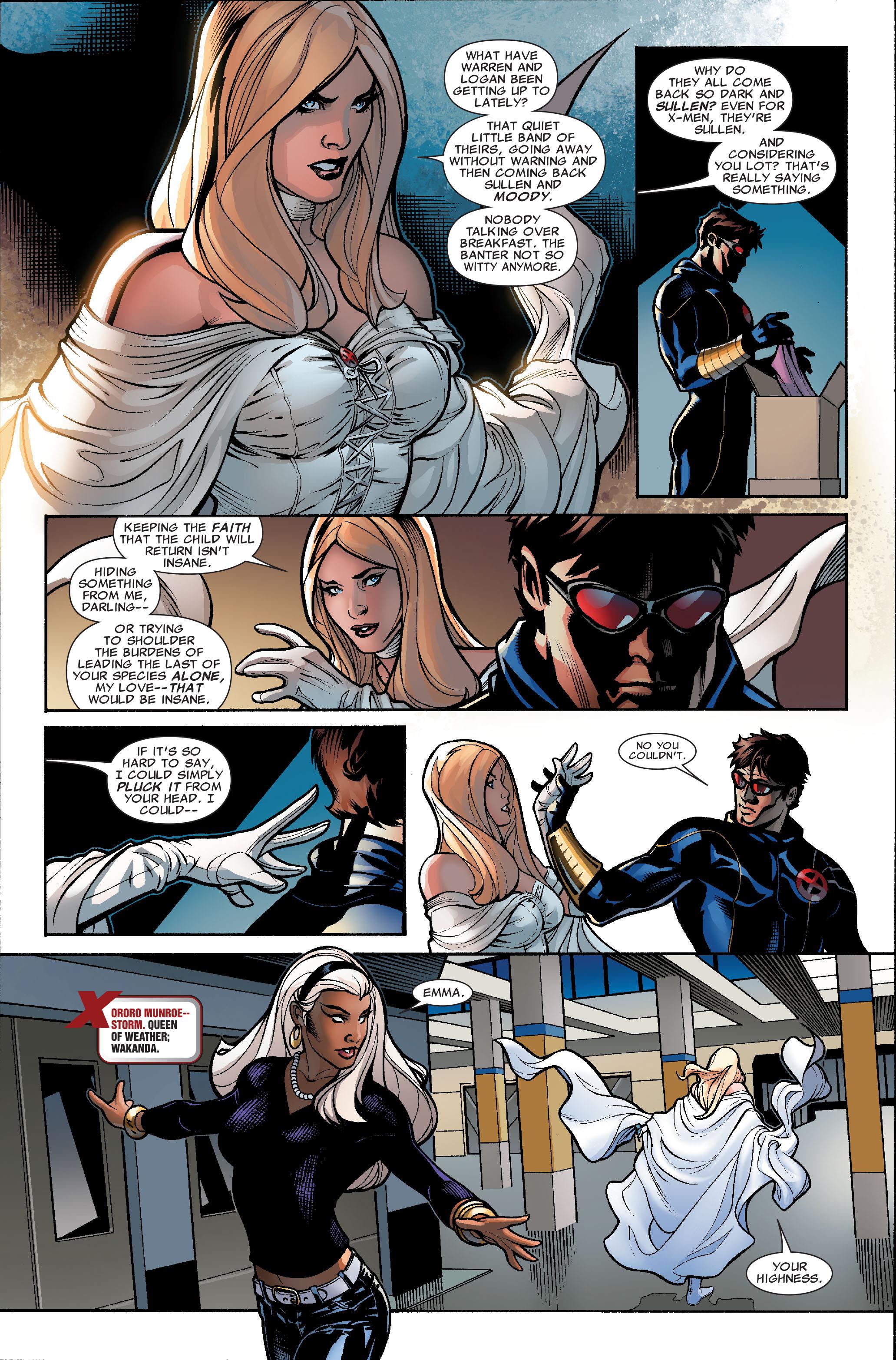 Uncanny X-Men (1963) 505 Page 12