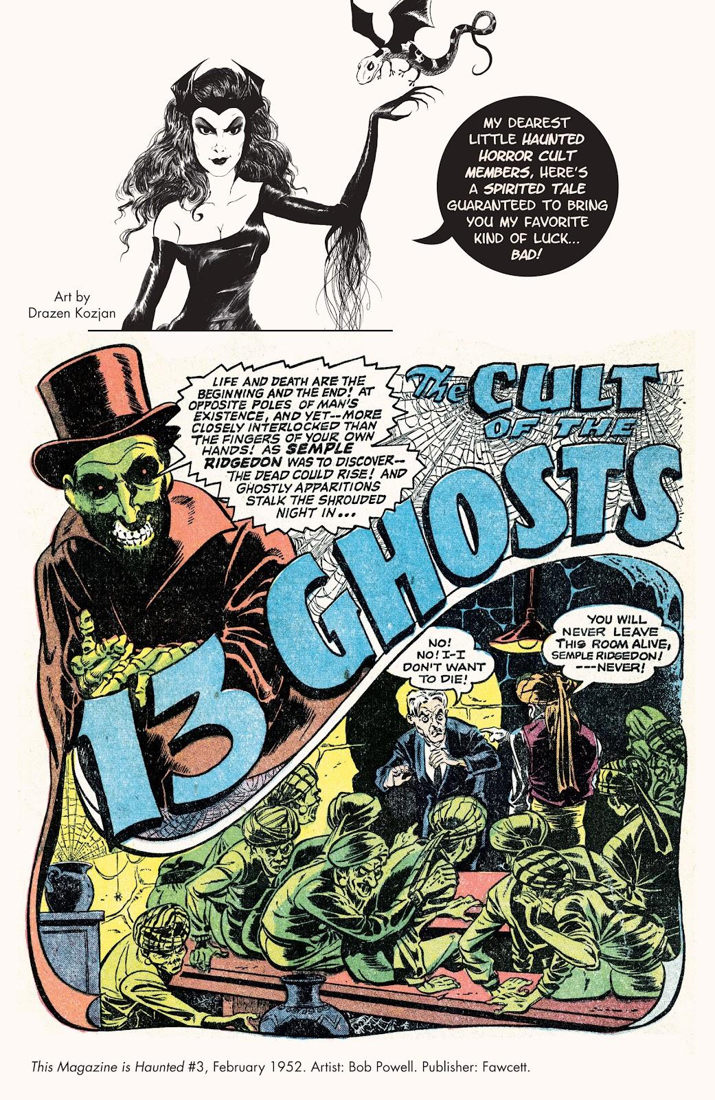 Haunted Horror Issue #10 #10 - English 3
