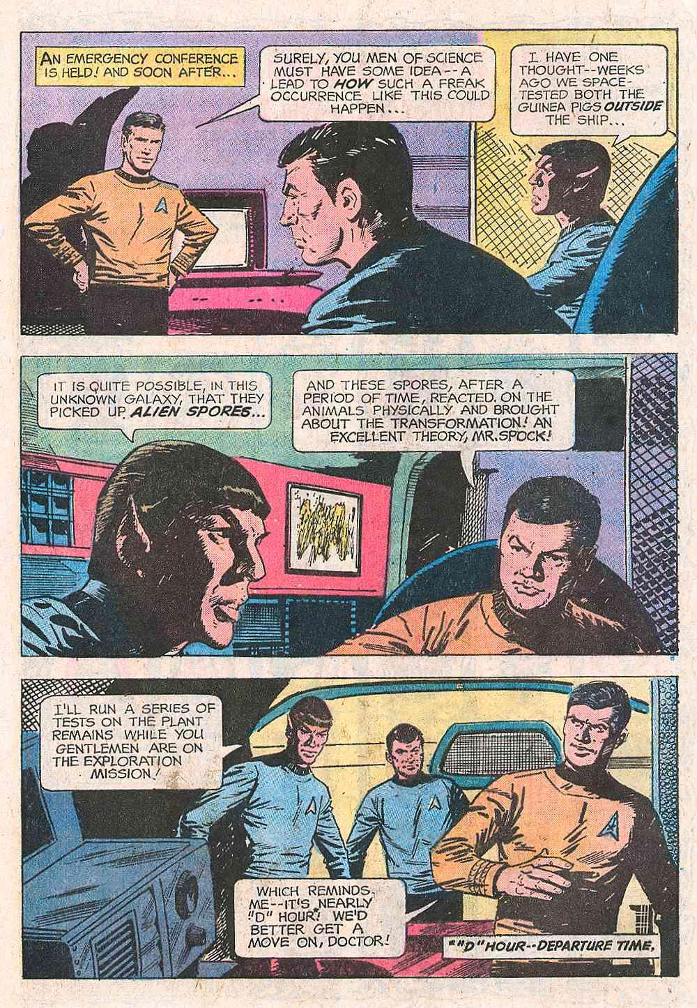 Star Trek (1967) Issue #29 #29 - English 6