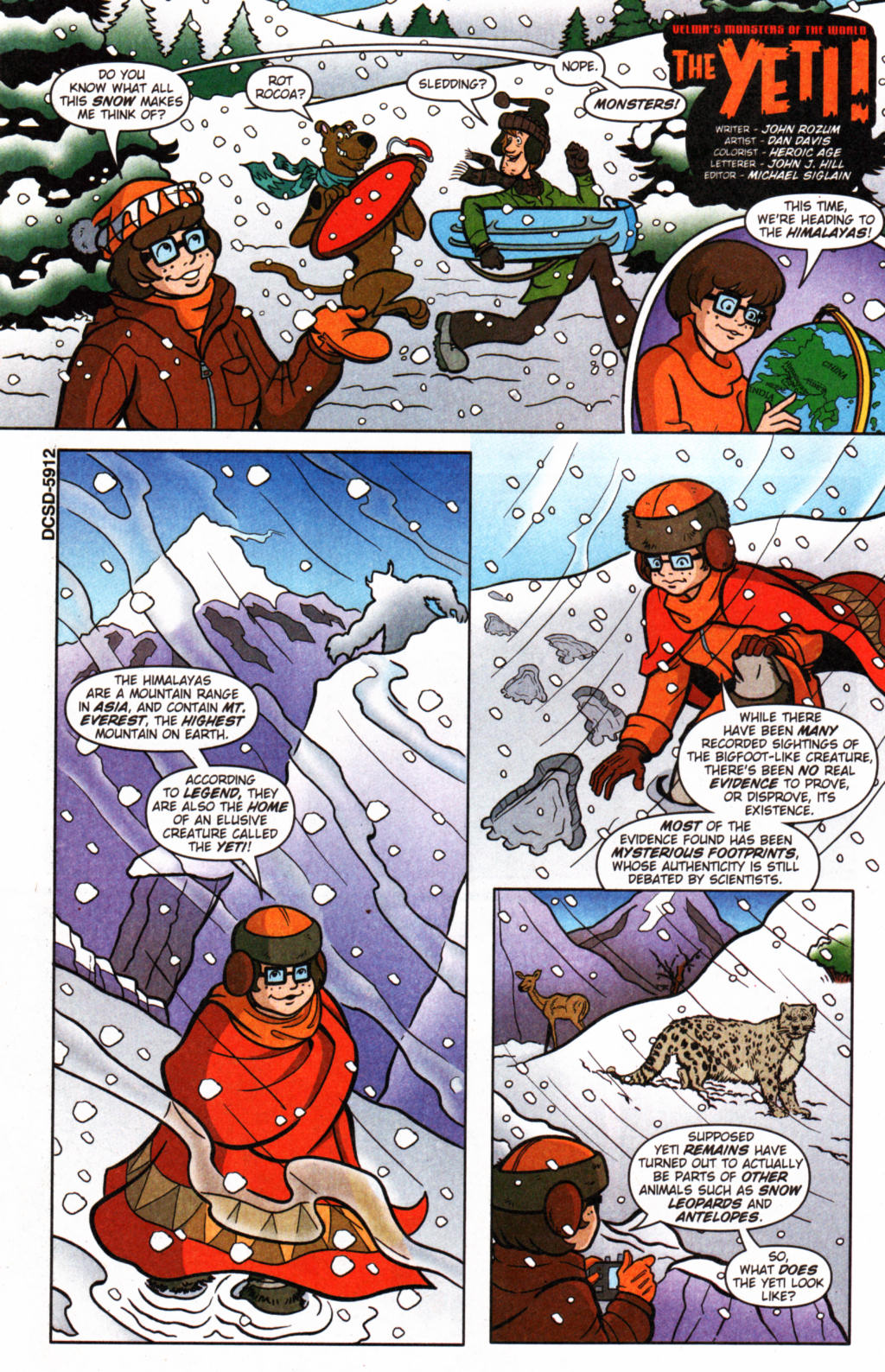 Read online Scooby-Doo (1997) comic -  Issue #115 - 12