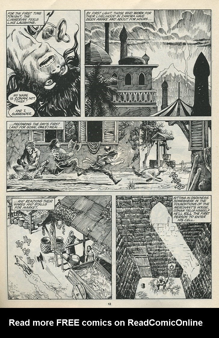 The Savage Sword Of Conan Issue #174 #175 - English 14