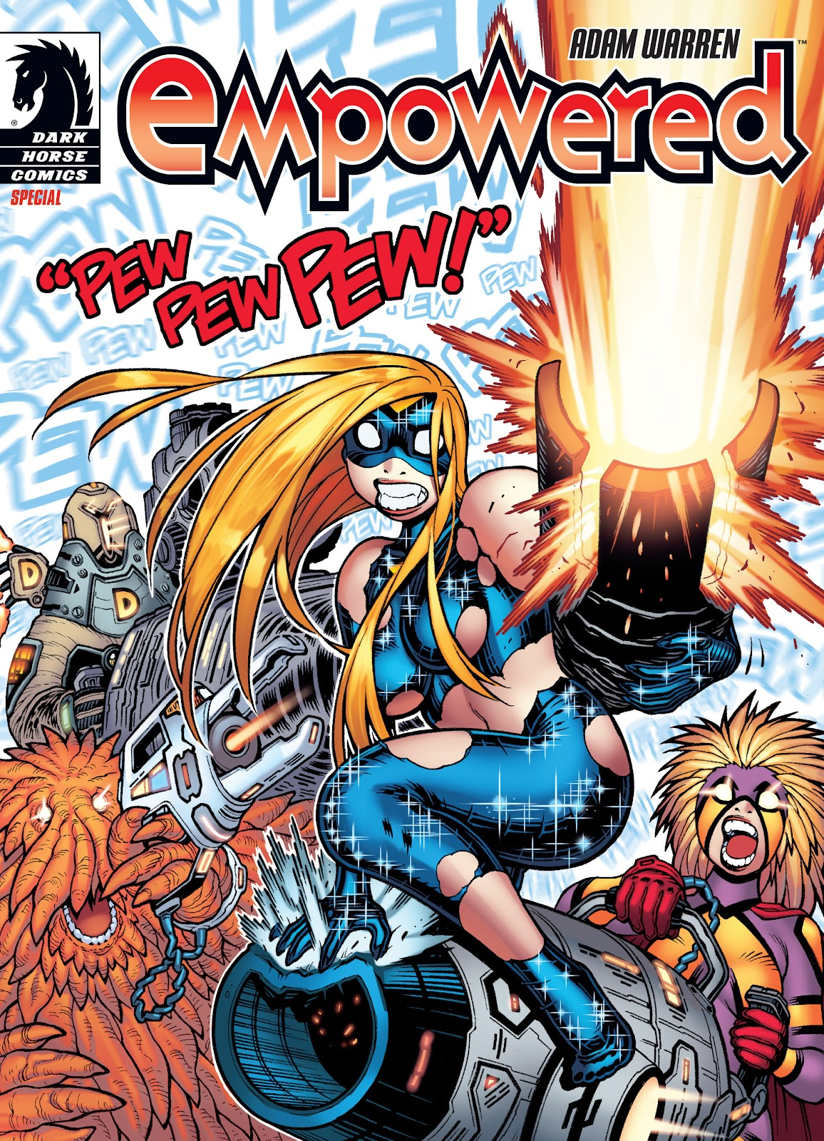 Empowered issue Special 7 - Page 1
