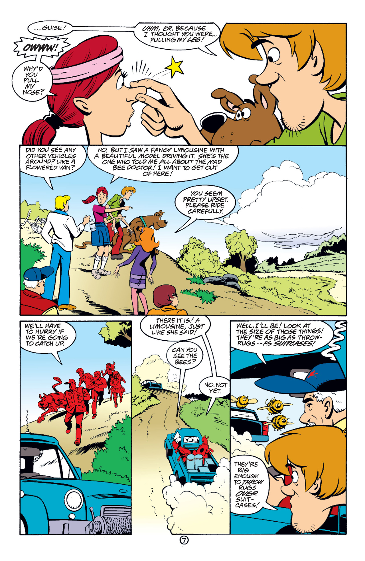 Read online Scooby-Doo (1997) comic -  Issue #37 - 8