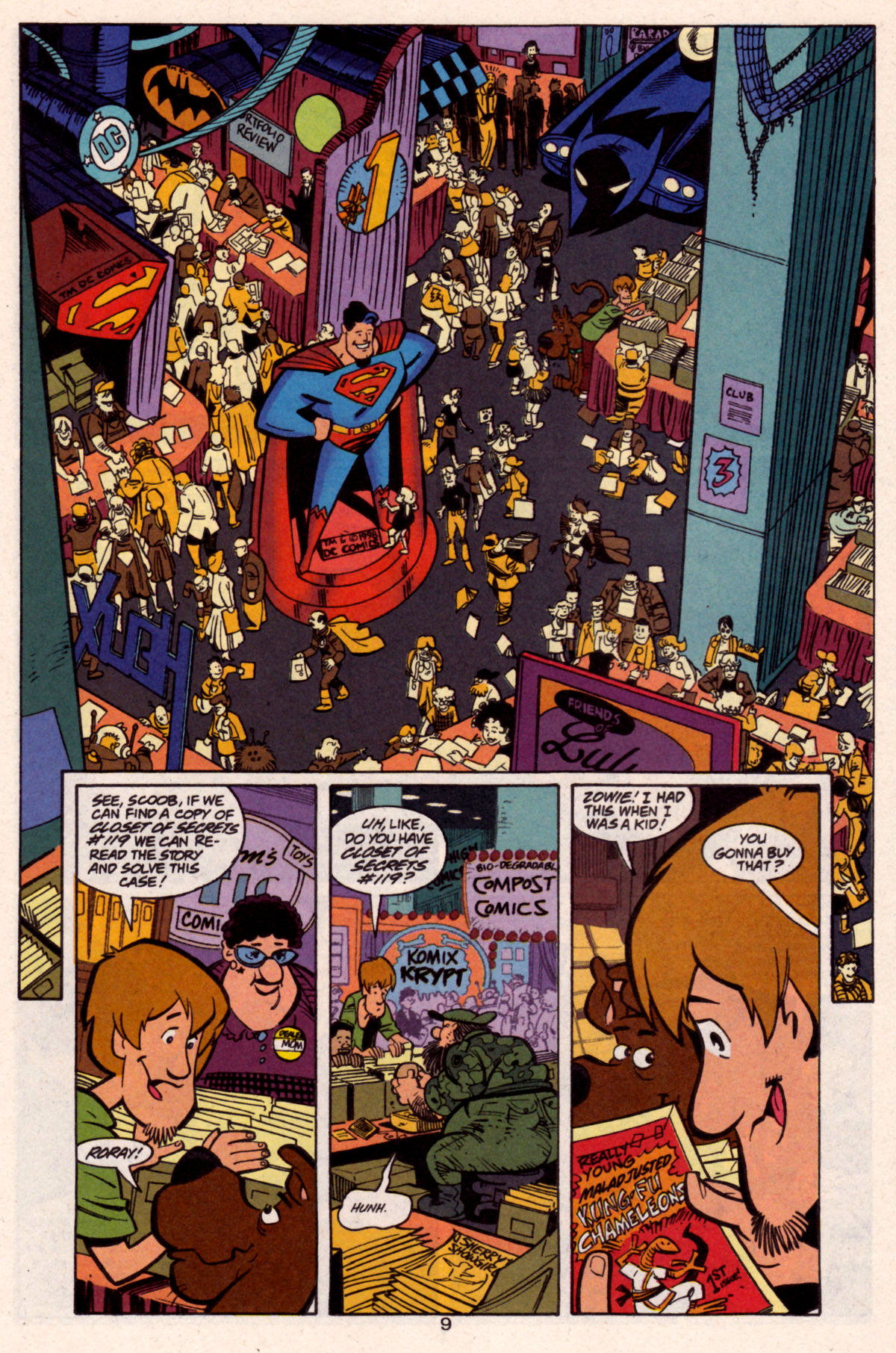 Read online Scooby-Doo (1997) comic -  Issue #12 - 10