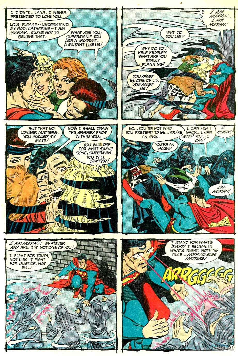 Adventures of Superman (1987) 427 Page 20
