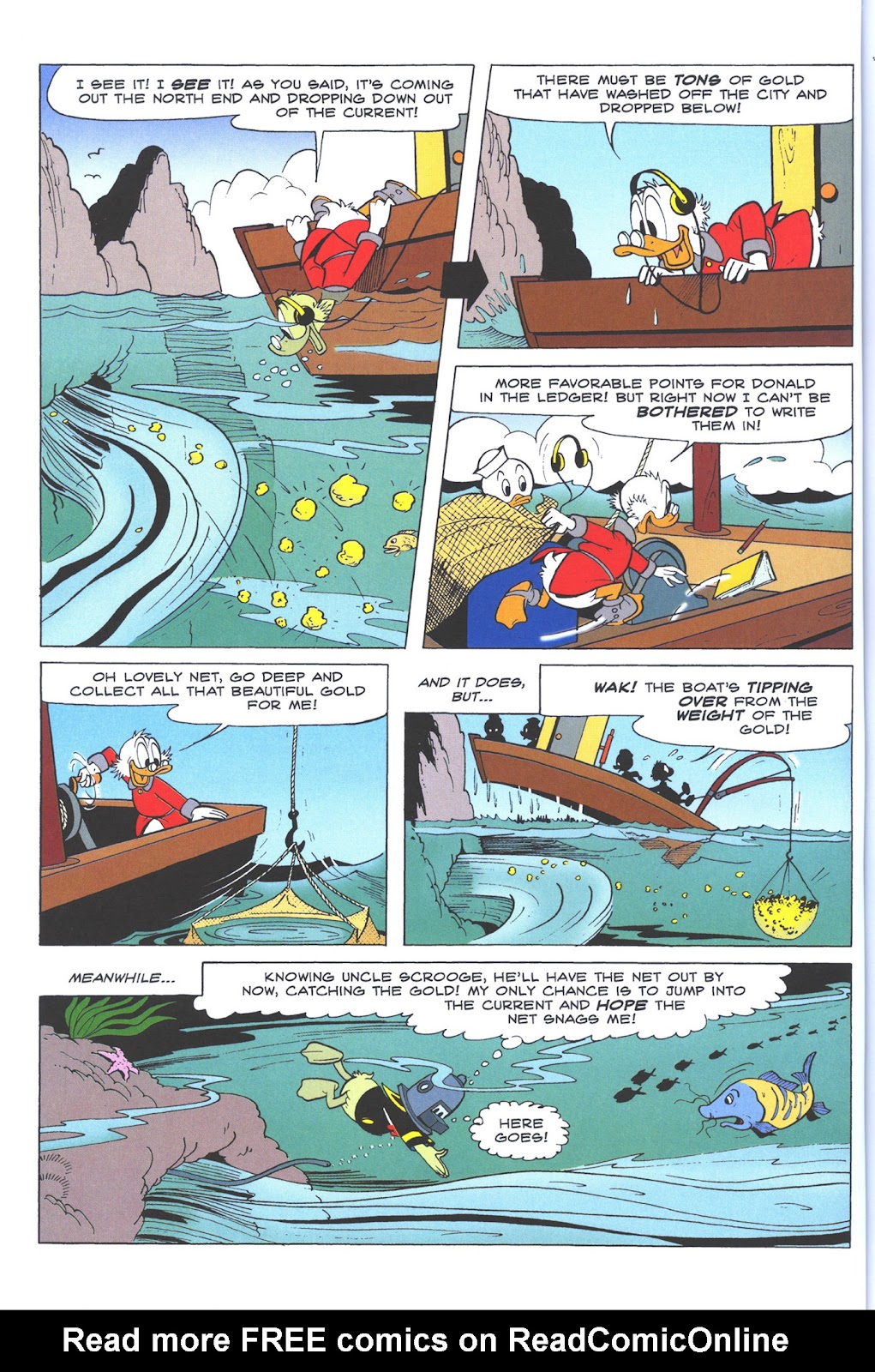Uncle Scrooge (1953) Issue #369 #369 - English 40