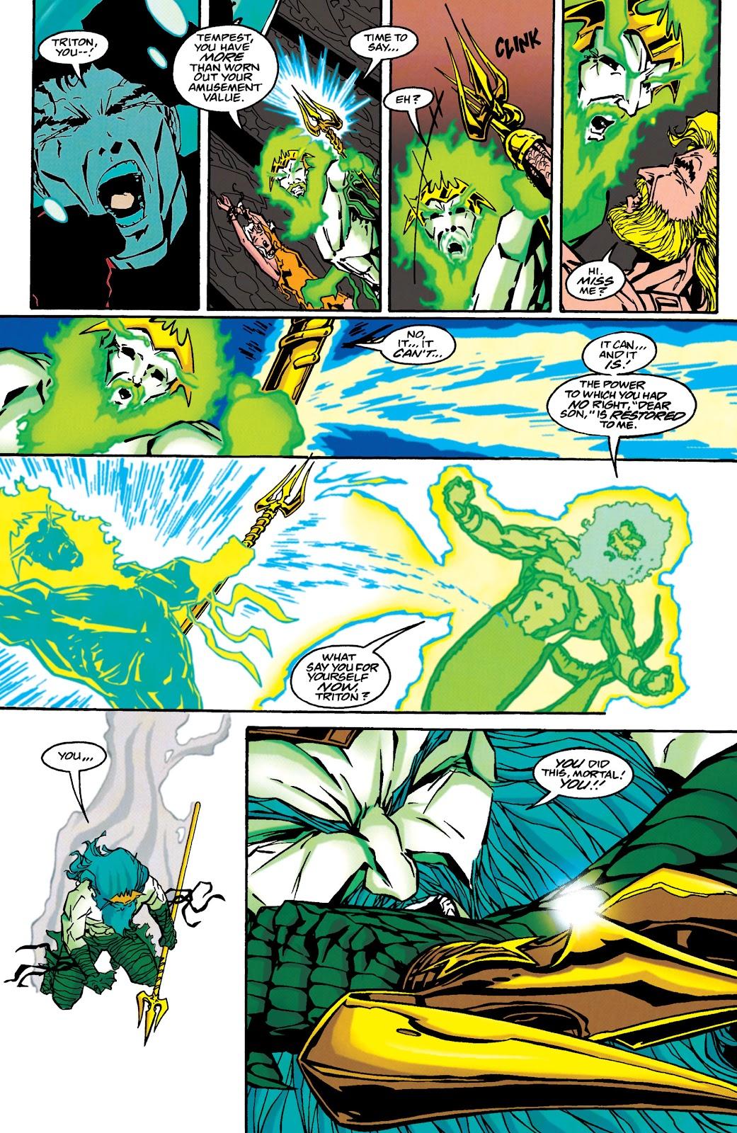 Aquaman (1994) Issue #46 #52 - English 16