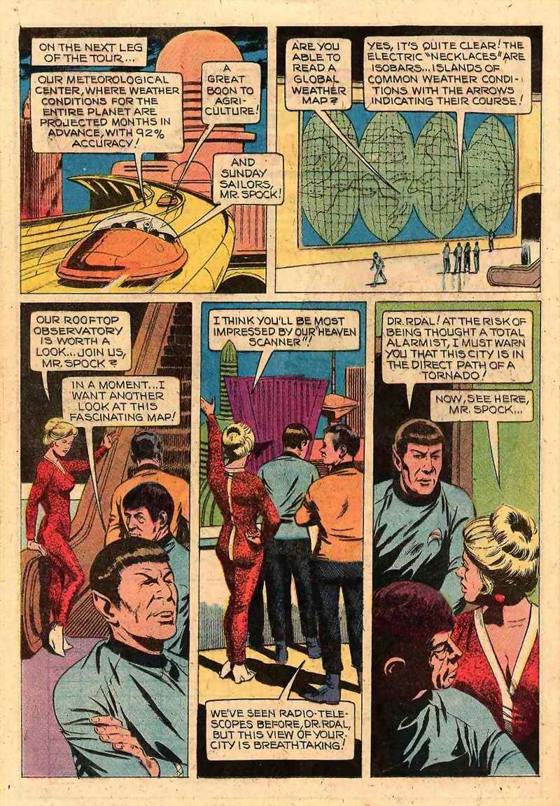 Star Trek (1967) #59 #59 - English 14