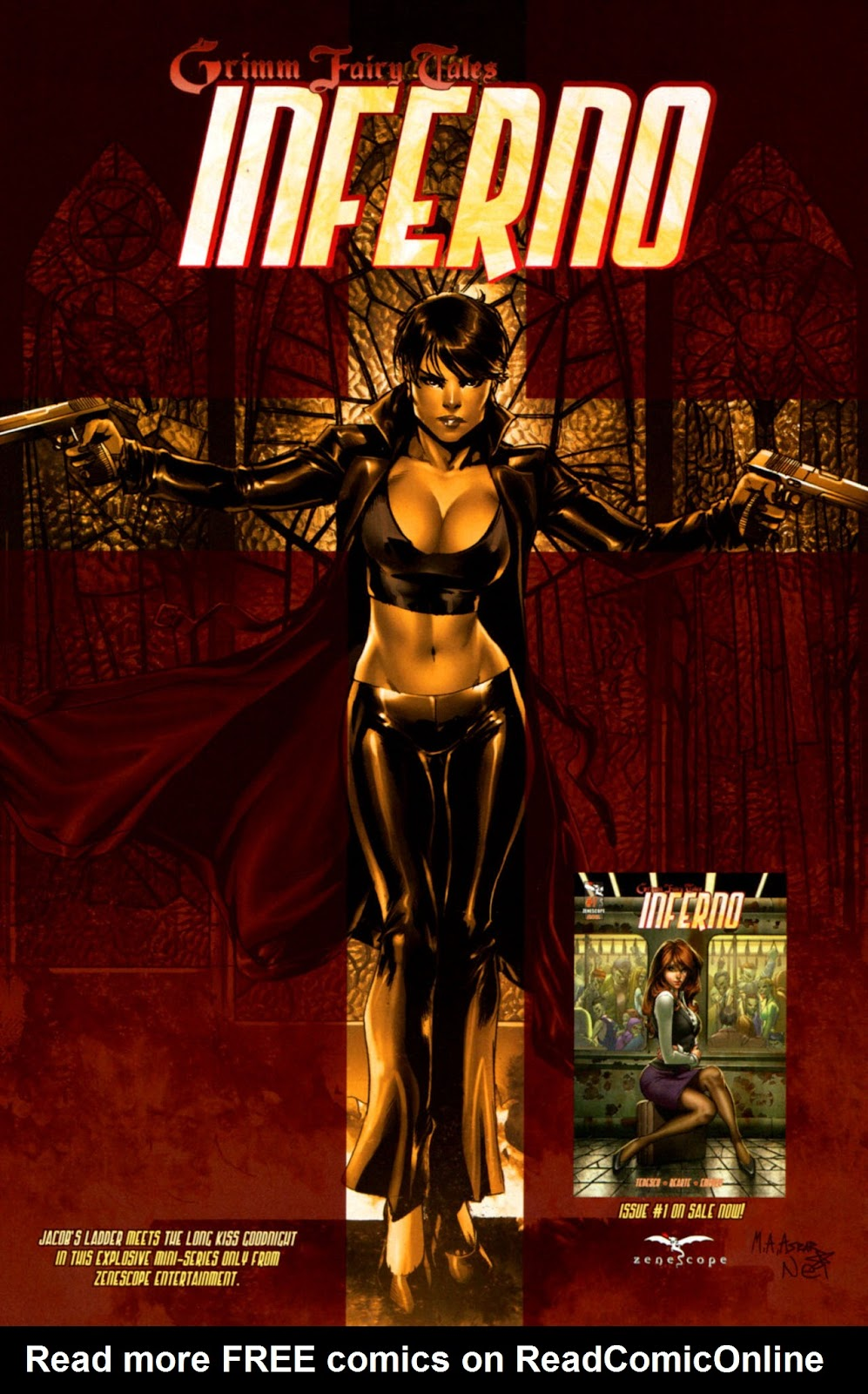 Grimm Fairy Tales: Swimsuit Edition Full #1 - English 39