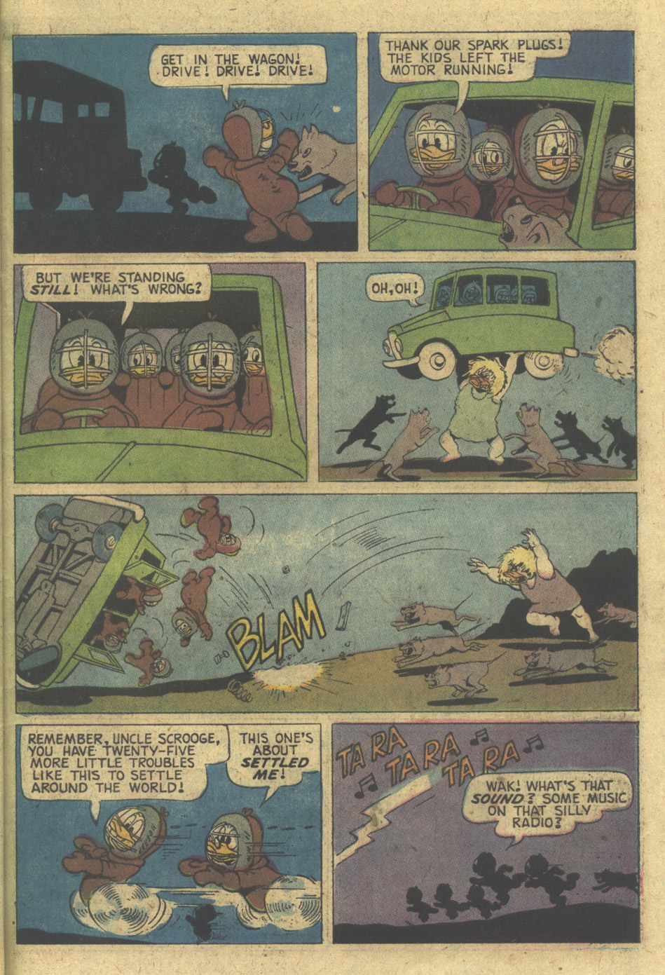 Uncle Scrooge (1953) Issue #128 #128 - English 31